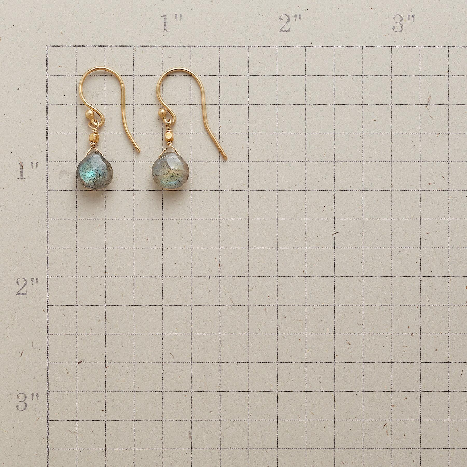 HINTS OF LIGHT EARRINGS: View 2