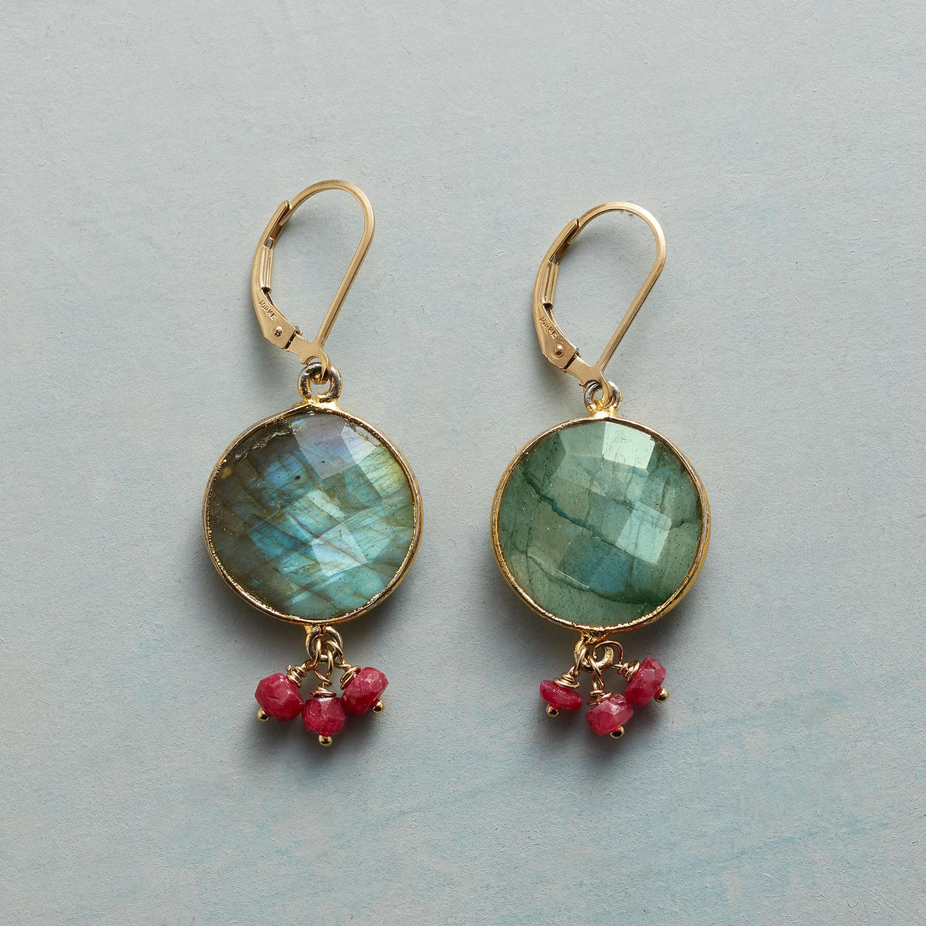 SPARK AND SMOLDER EARRINGS: View 1