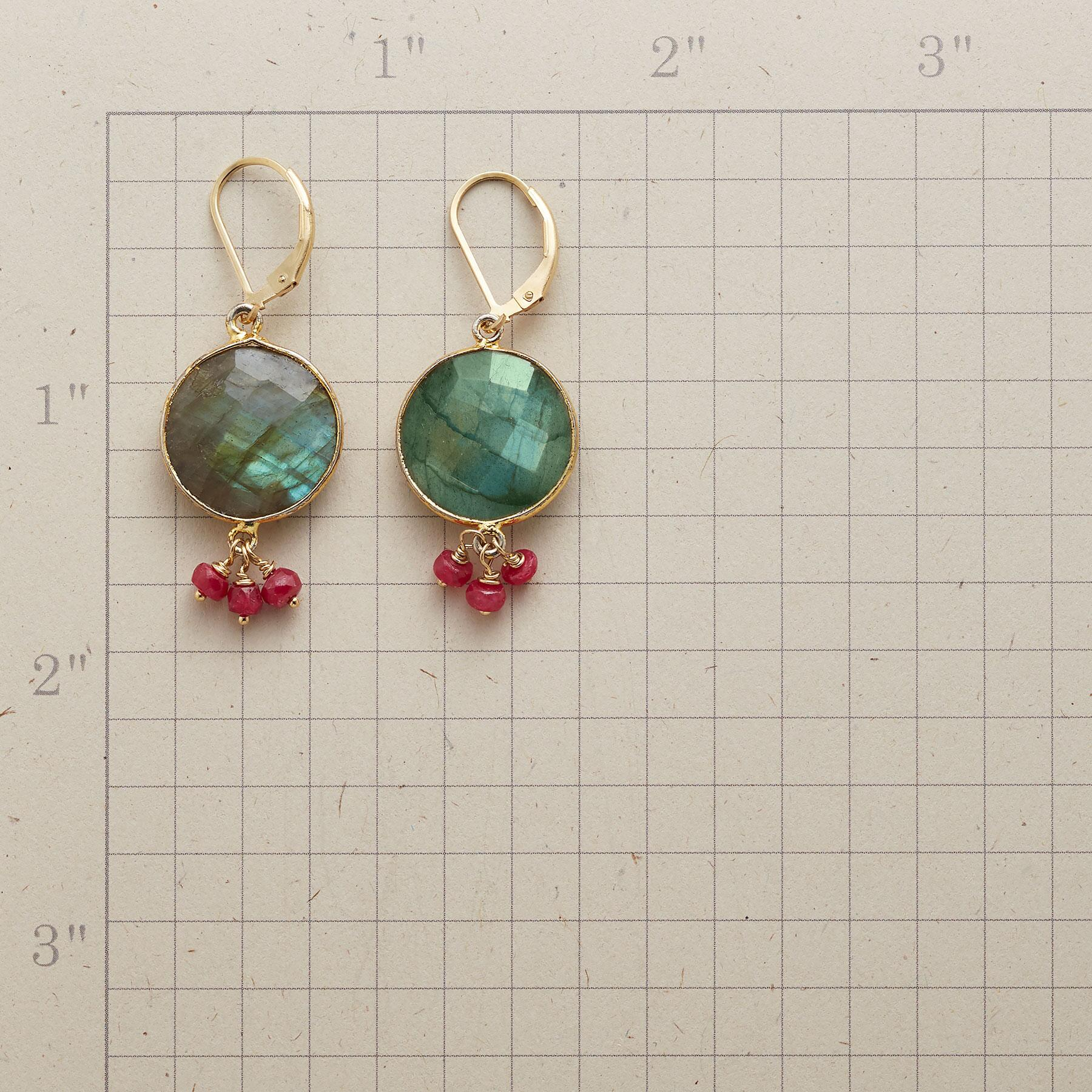 SPARK AND SMOLDER EARRINGS: View 2