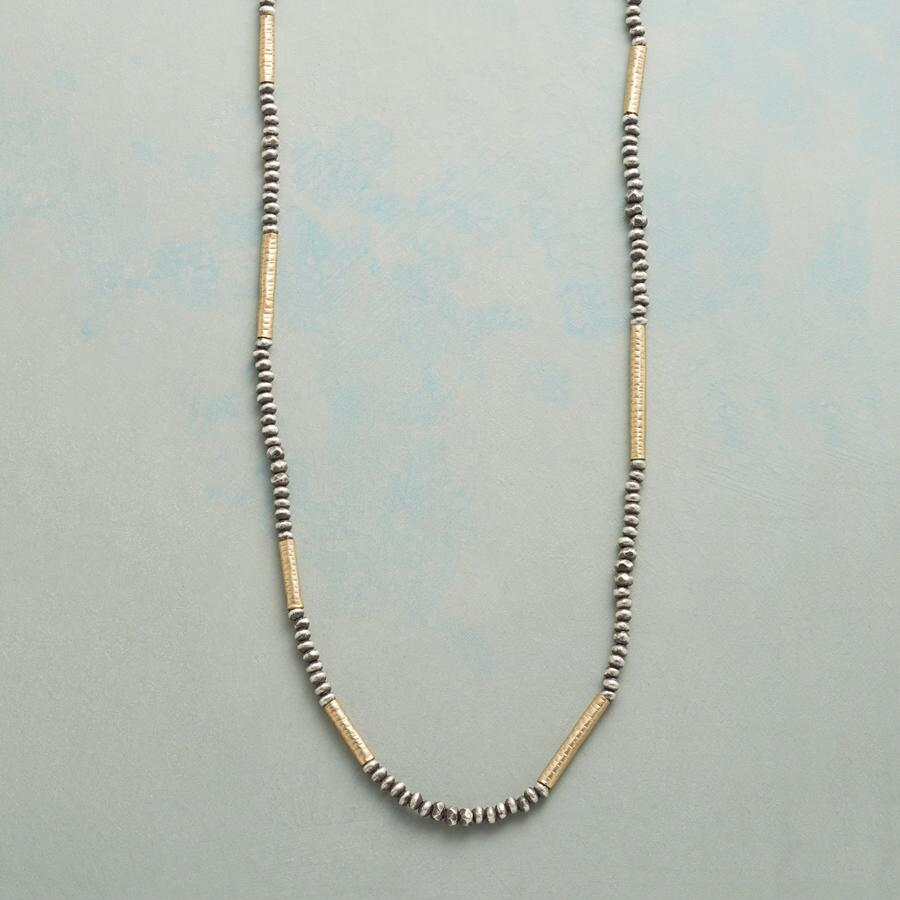 GOLDEN INTERLUDES NECKLACE