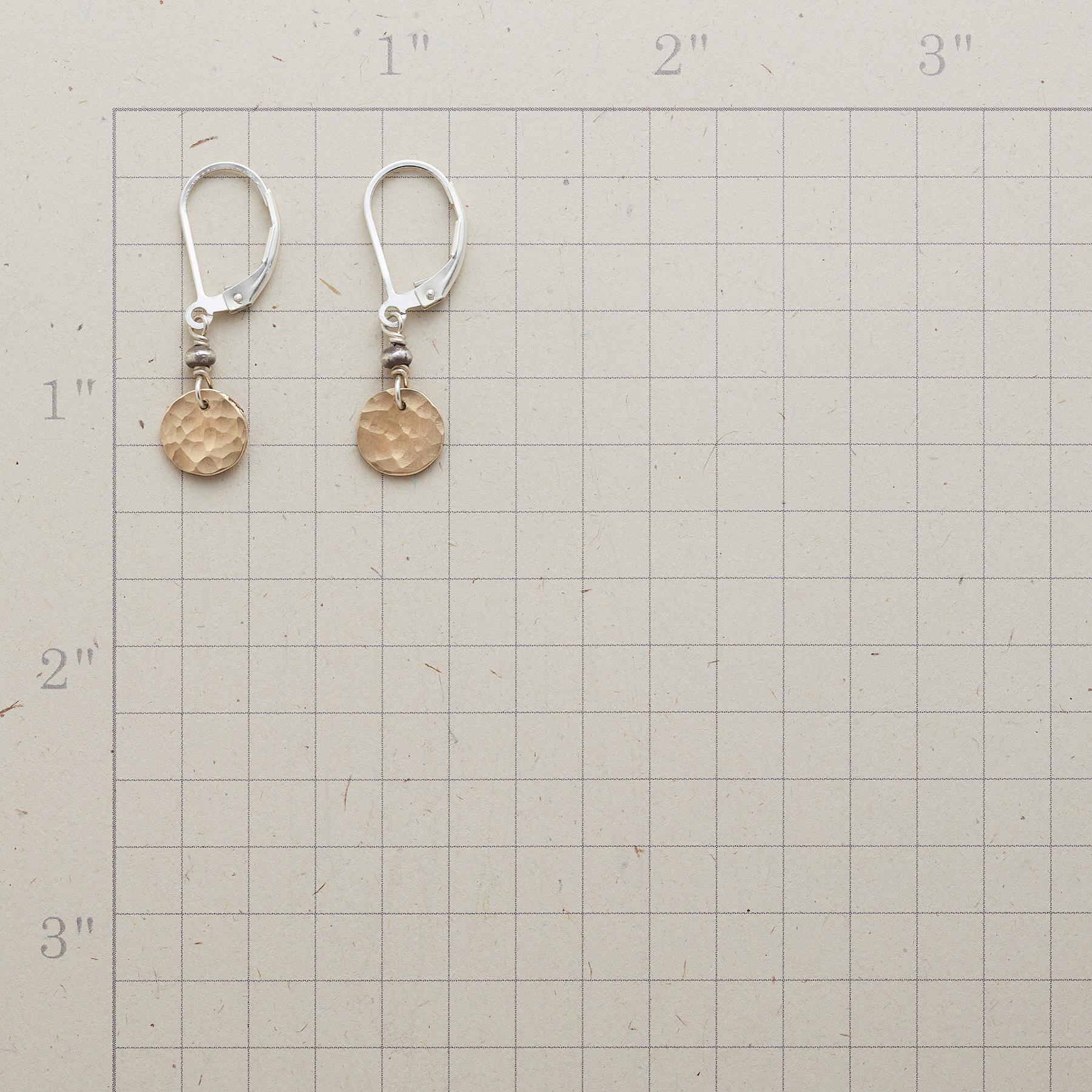 DAPPLE DROP EARRINGS: View 2