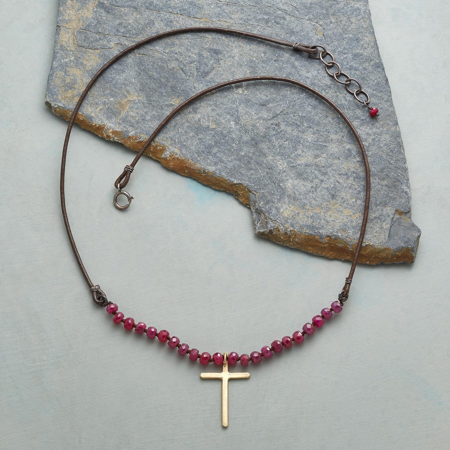 THE WAY TO LOVE NECKLACE: View 2