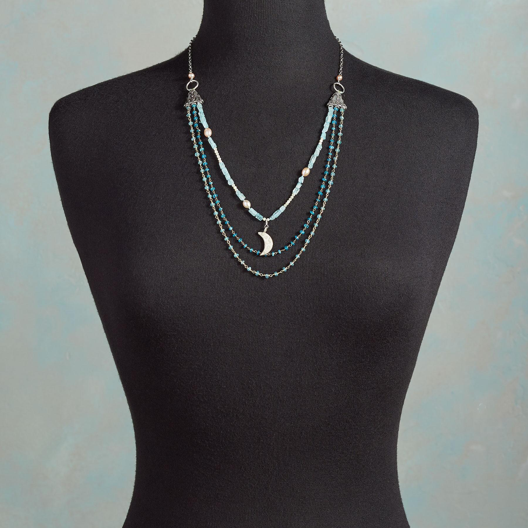 THROUGH THE MIST NECKLACE: View 4
