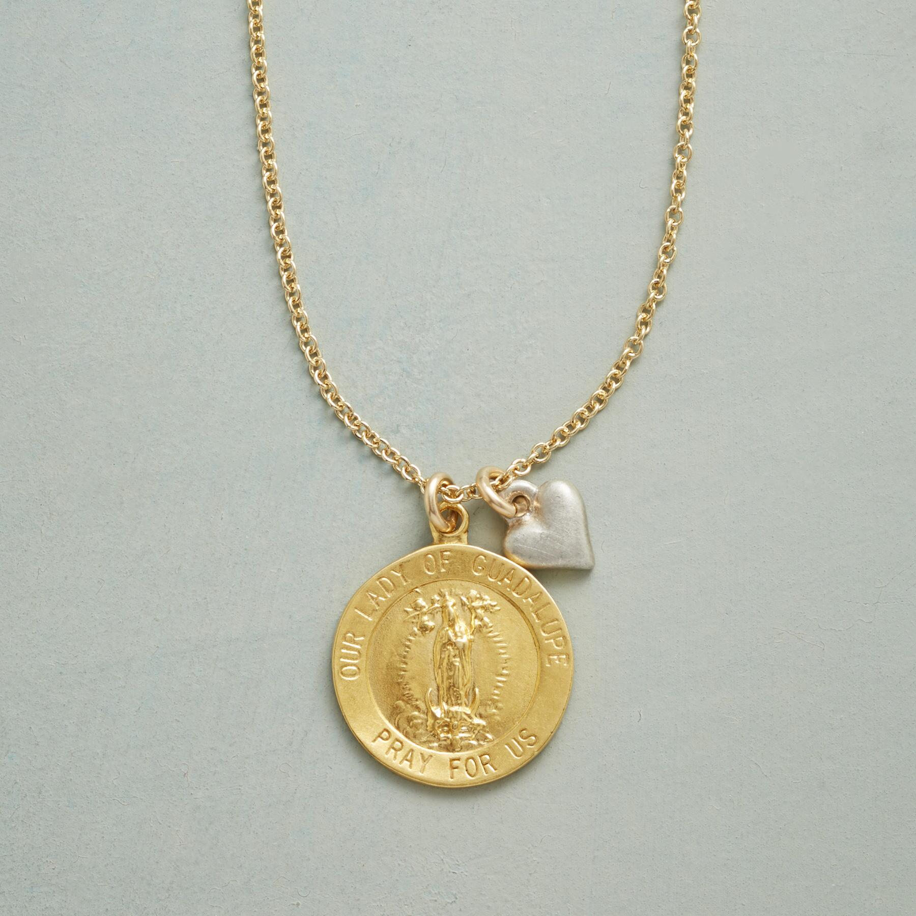 OUR LADY OF GUADALUPE NECKLACE: View 1