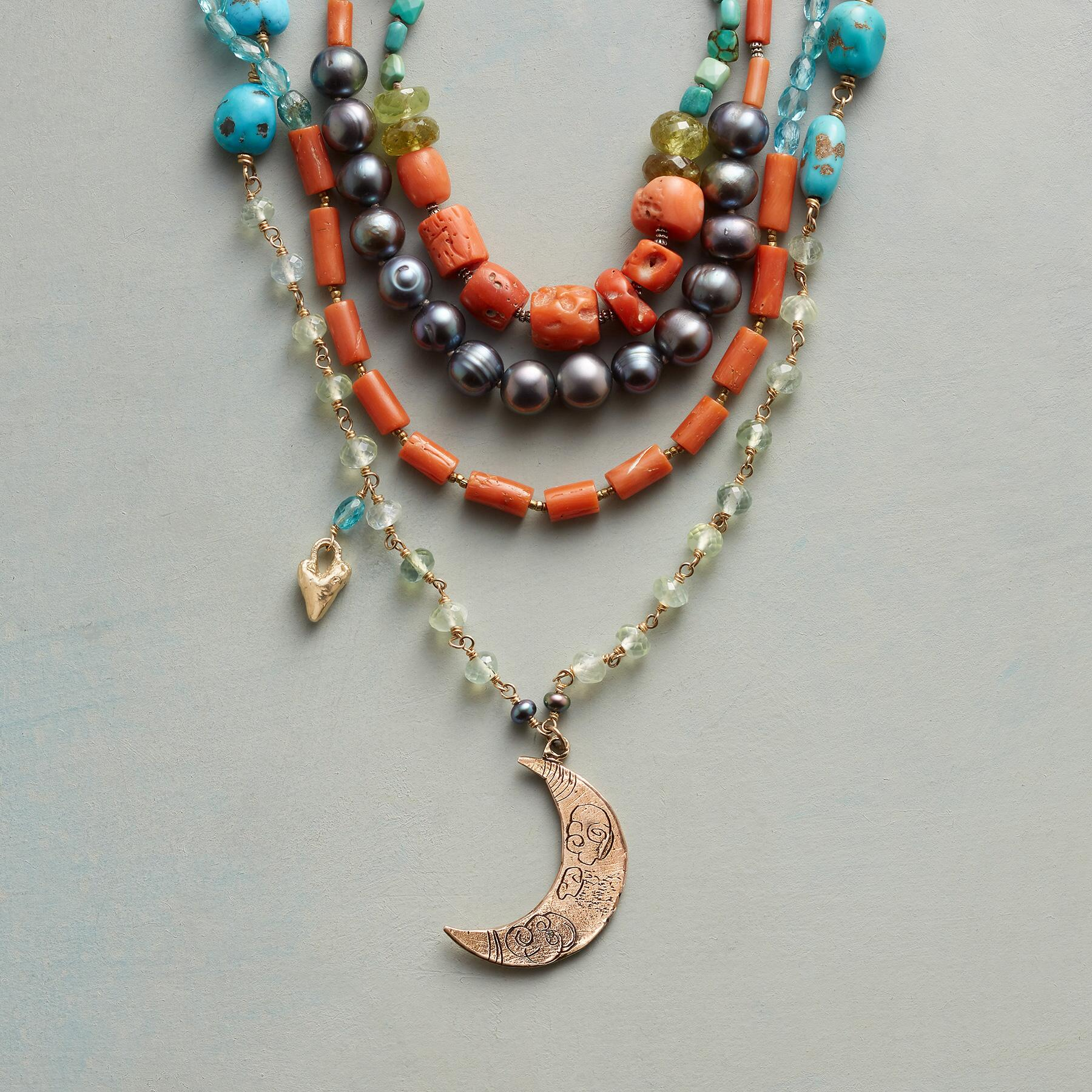 NEW MOON NECKLACE: View 4