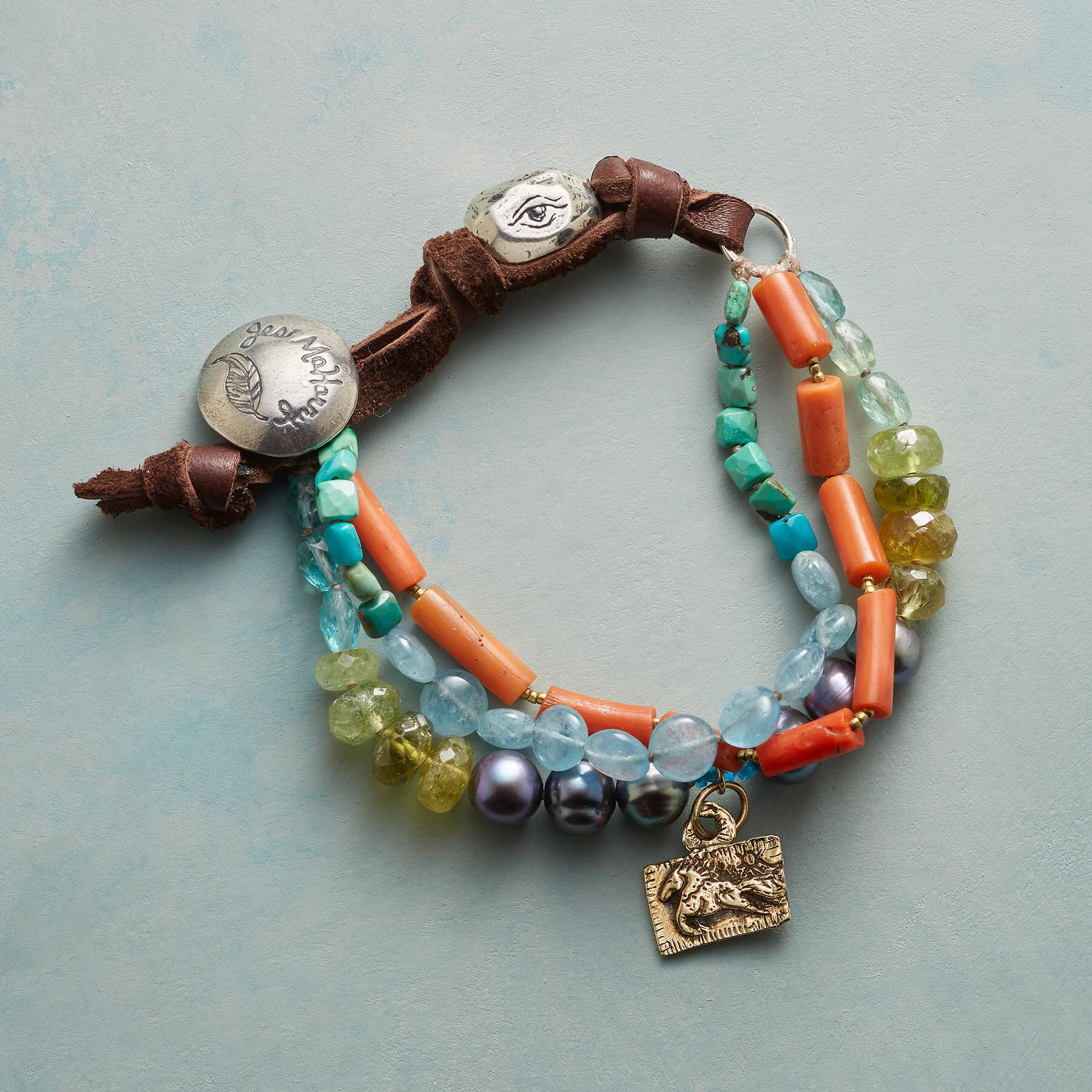 FREE TO ROAM BRACELET: View 1