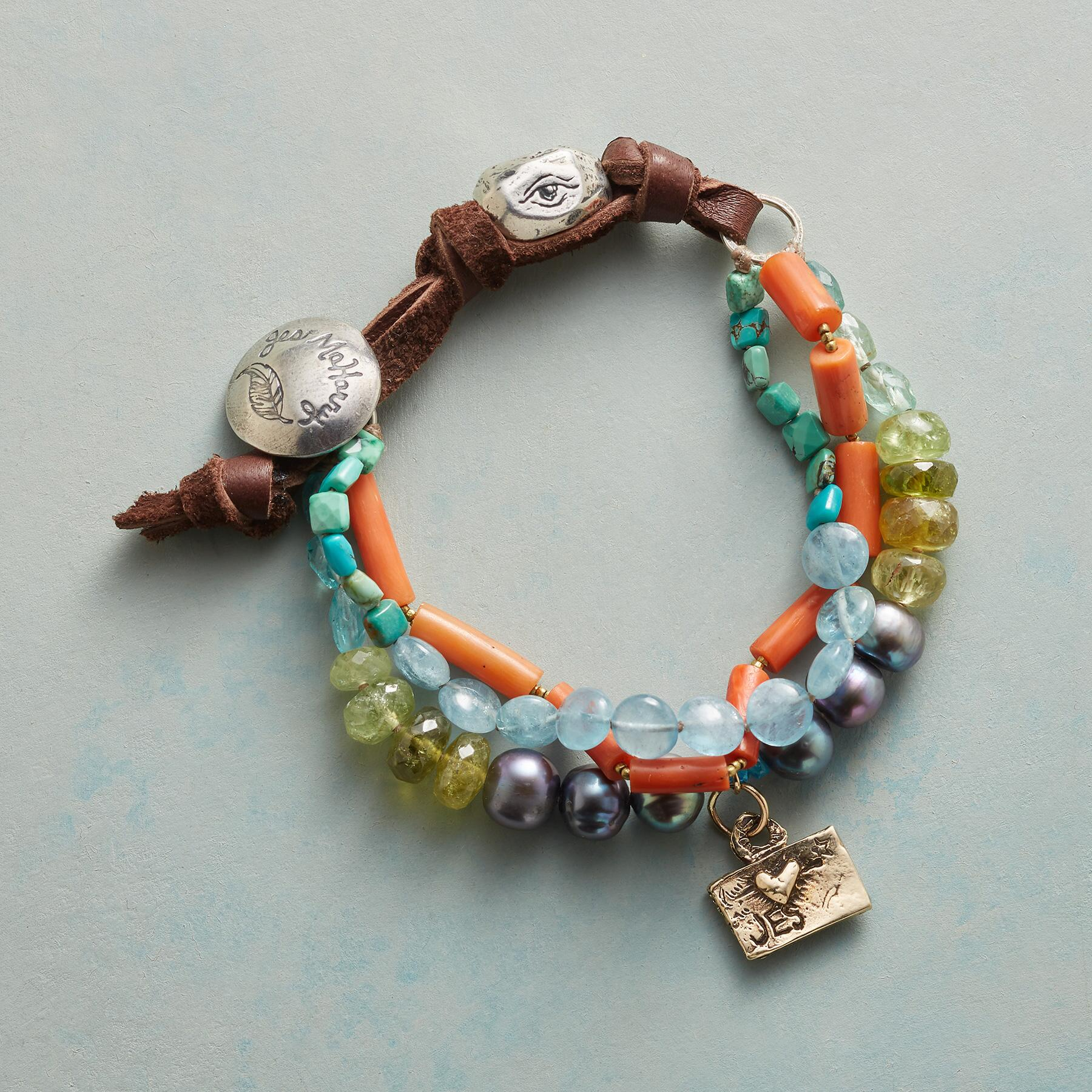 FREE TO ROAM BRACELET: View 2