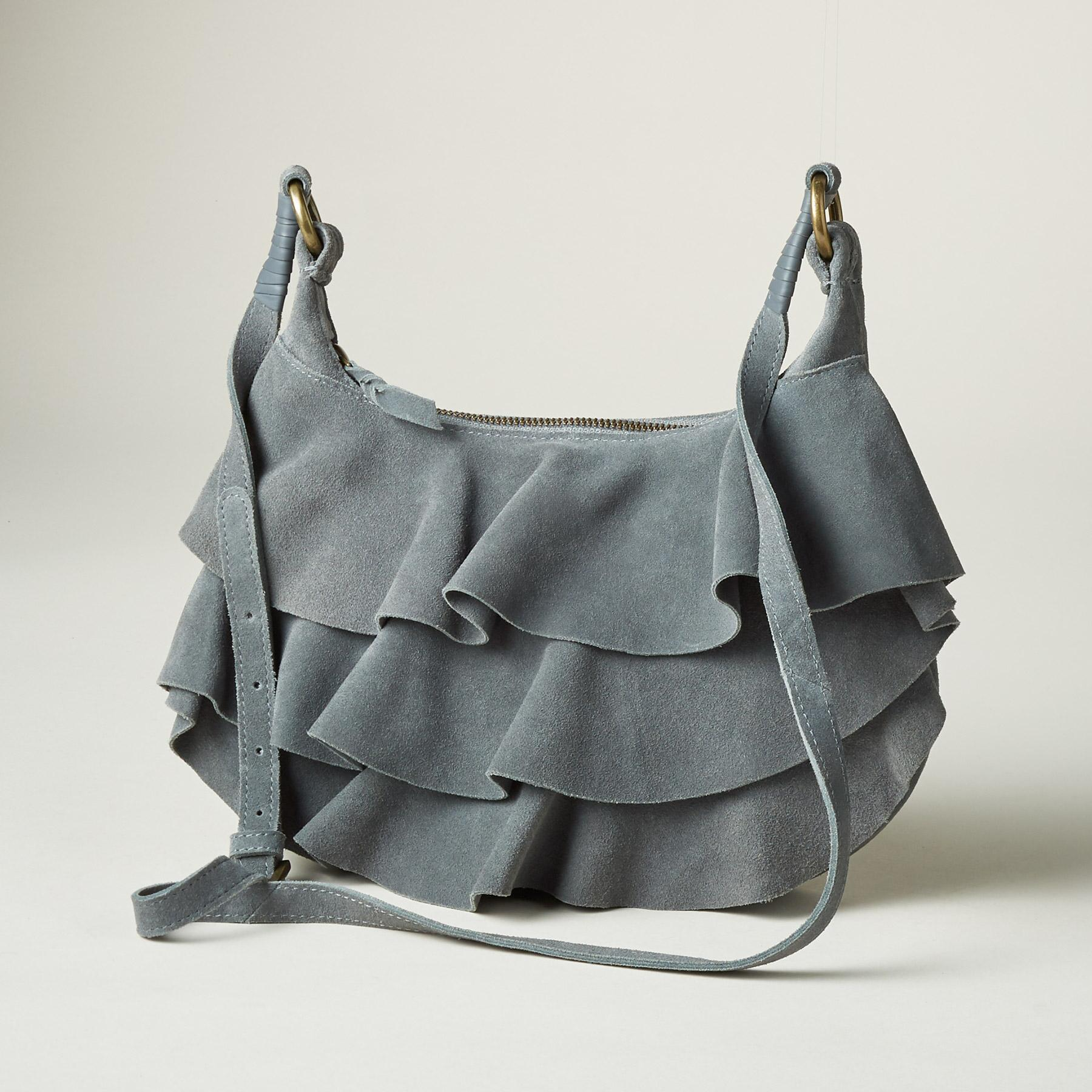 VALYA RUFFLE BAG: View 1