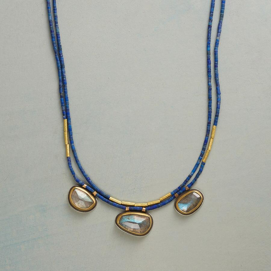 SUMMER STORM NECKLACE