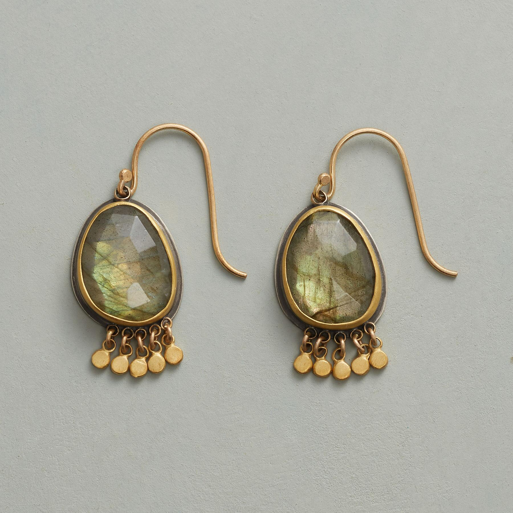 BEAUTIFUL DREAMER EARRINGS: View 1
