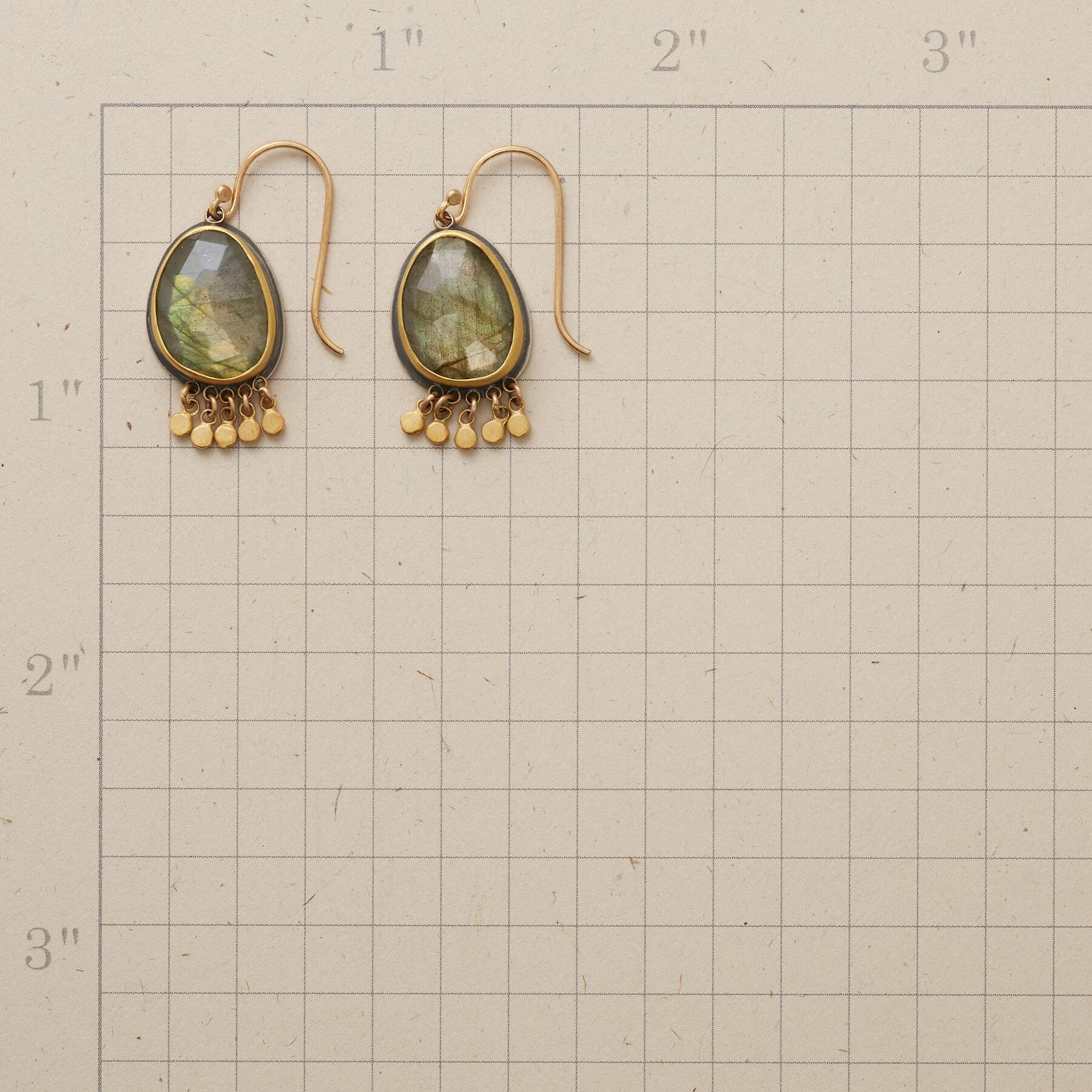 BEAUTIFUL DREAMER EARRINGS: View 2