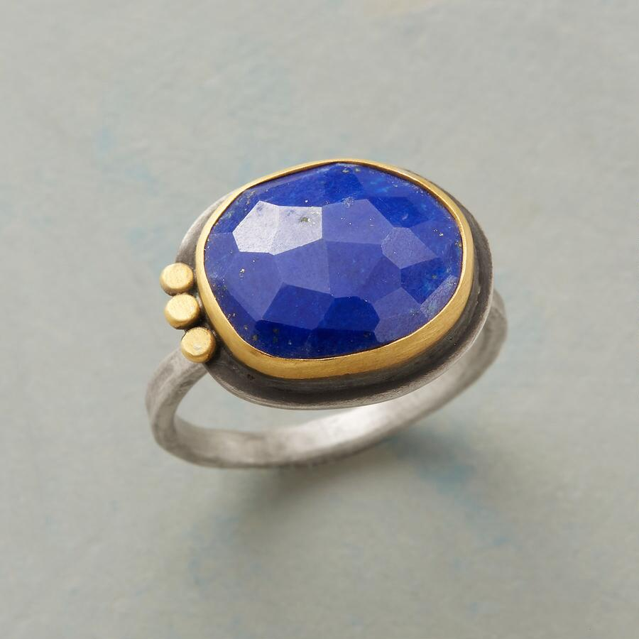 SIDE NOTES RING