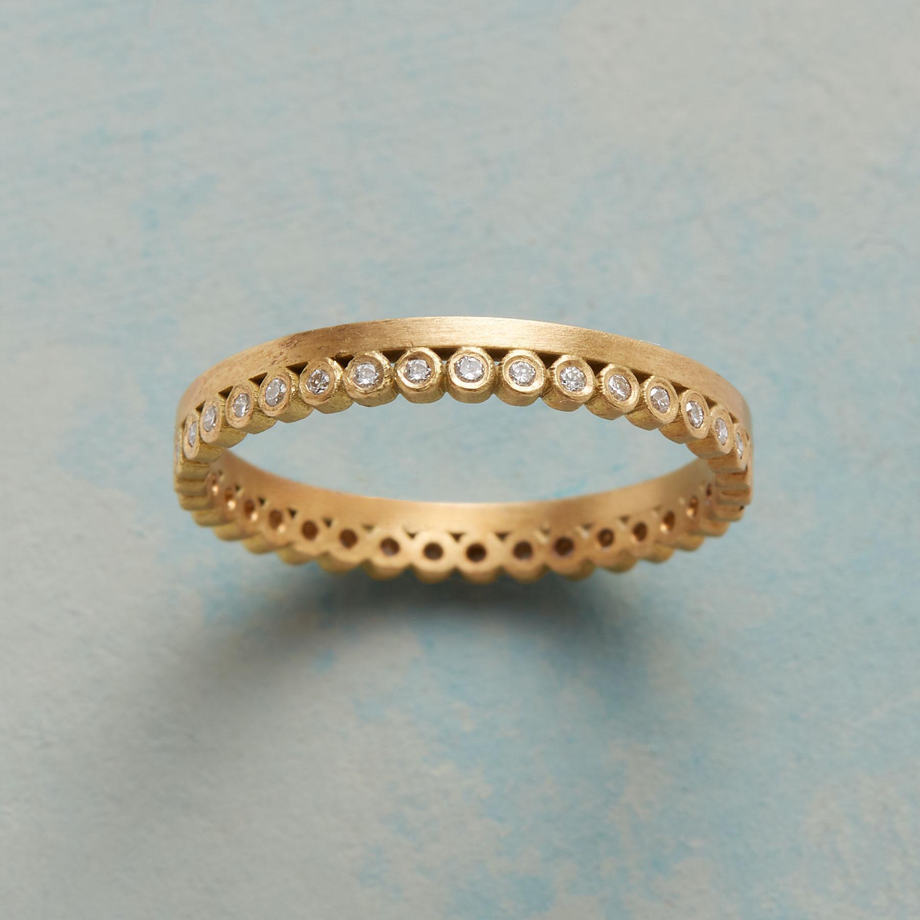 UNDER THE RADAR DIAMOND RING: View 1