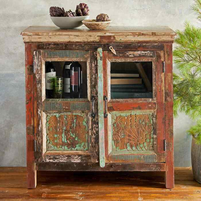 CHALK CREEK CABINET