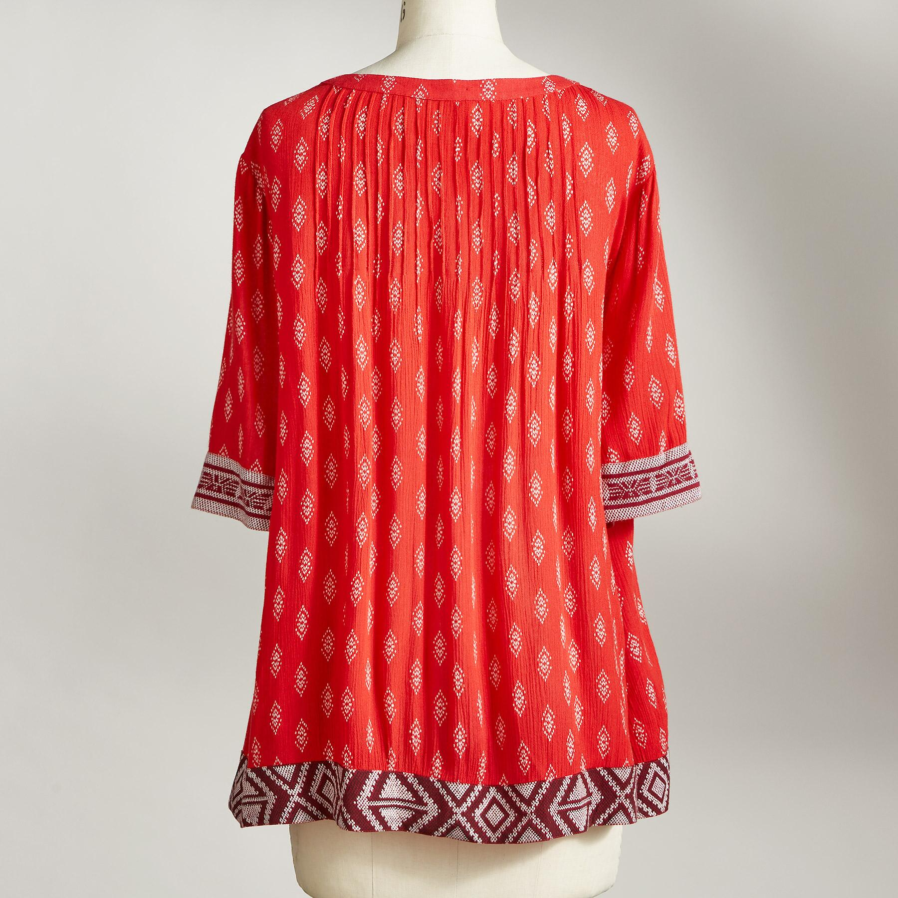 WHISTLING GYPSY TOP: View 2