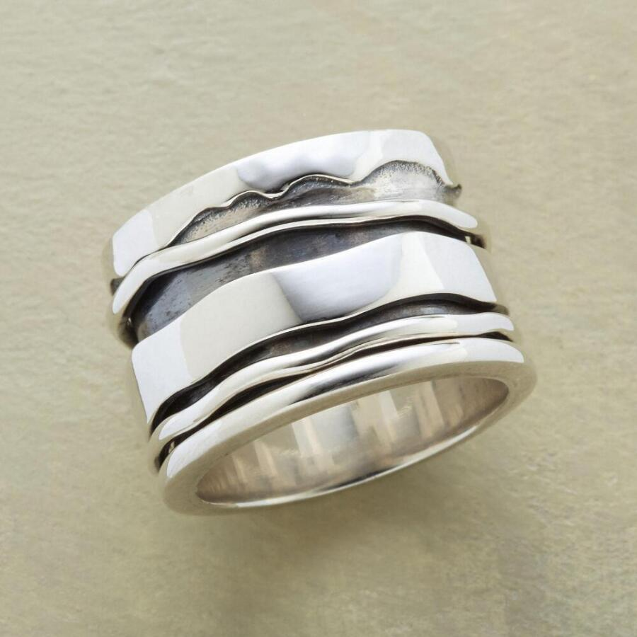 RIDE THE WAVE RING