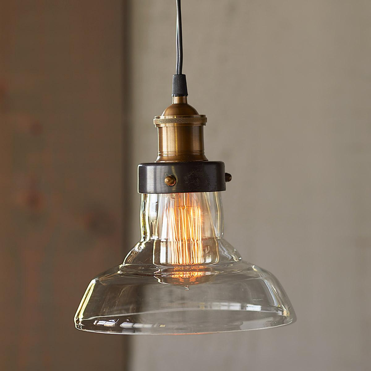 LONDONDERRY SINGLE PENDANT LIGHT: View 1