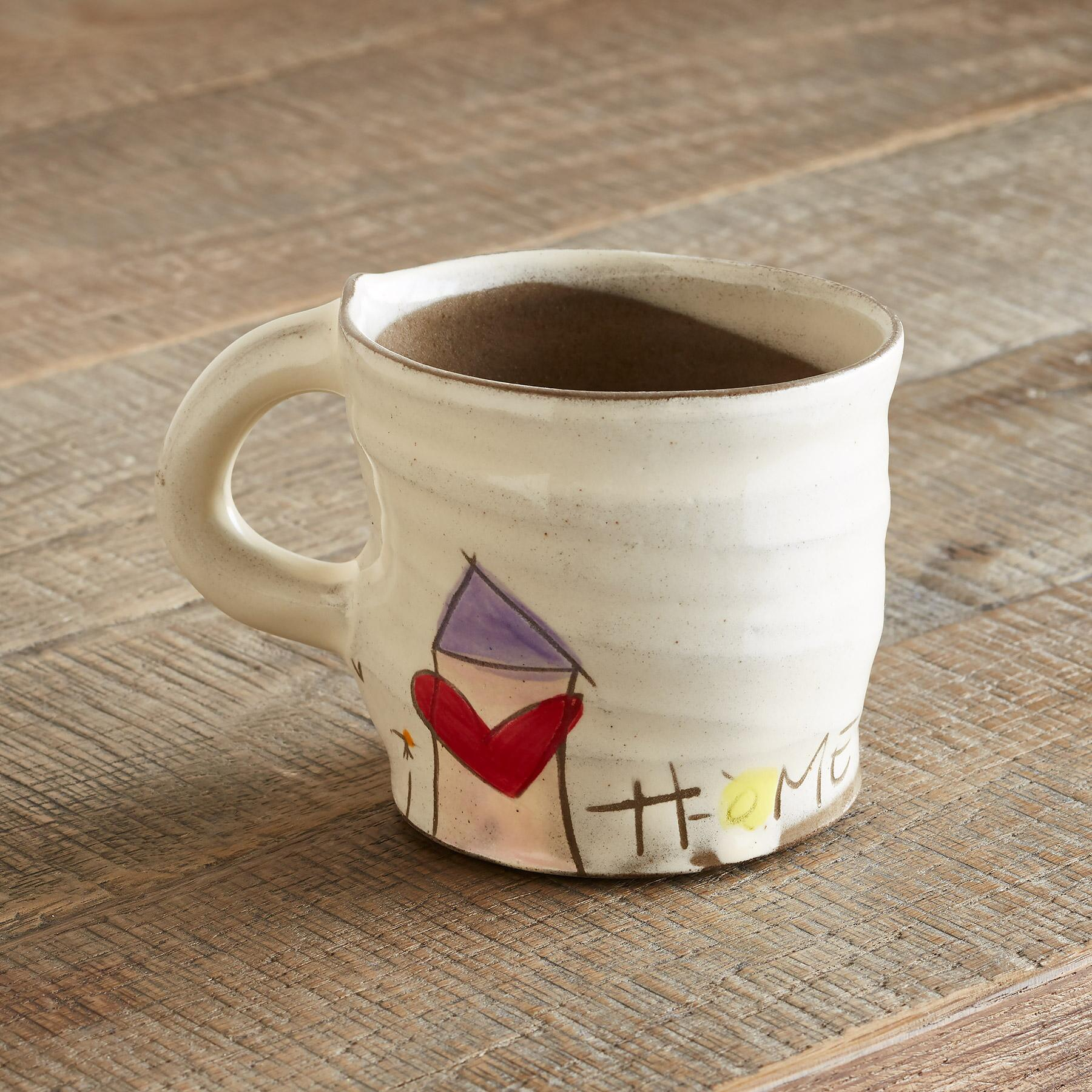 SENTIMENT HOME SWEET HOME MUG: View 2
