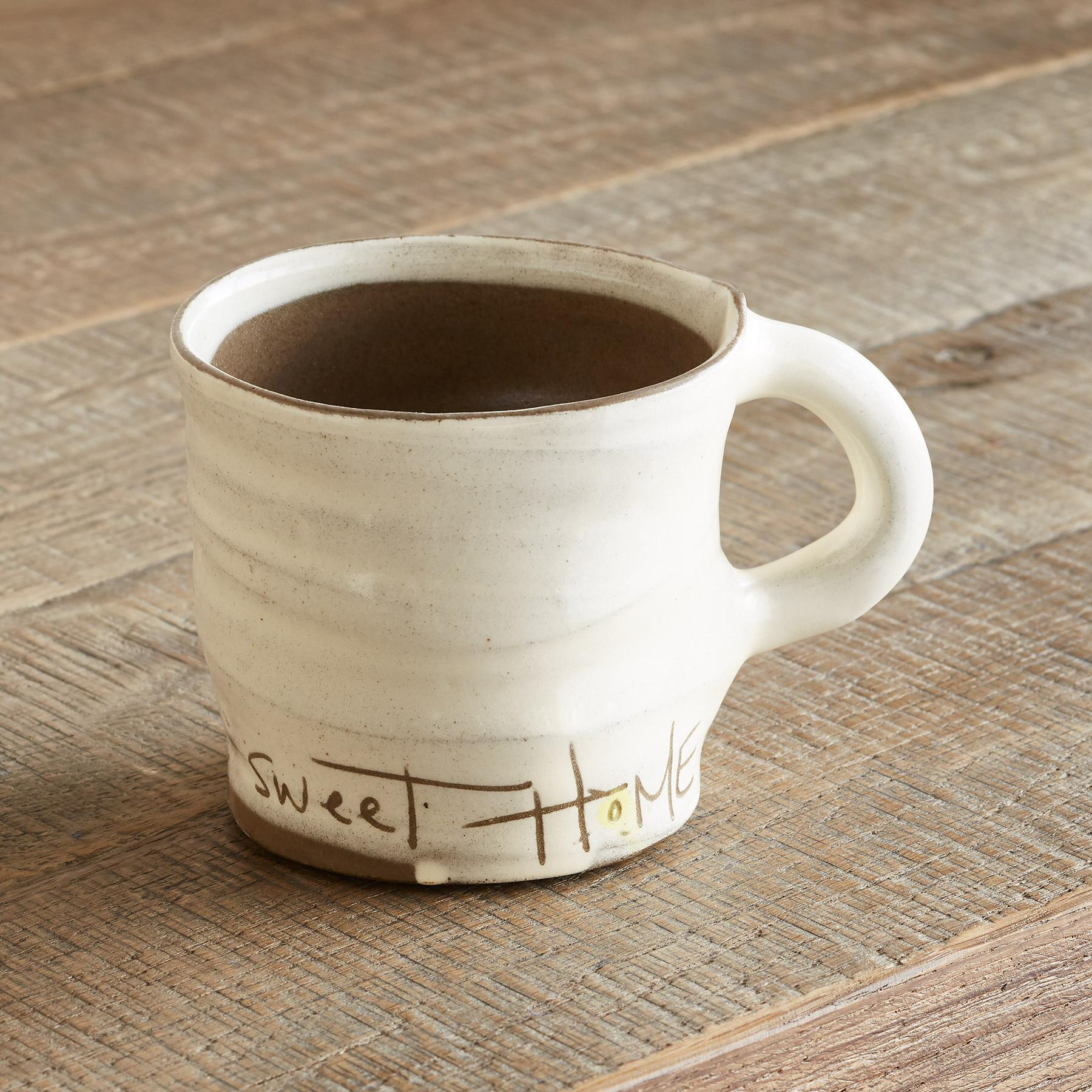 SENTIMENT HOME SWEET HOME MUG: View 3