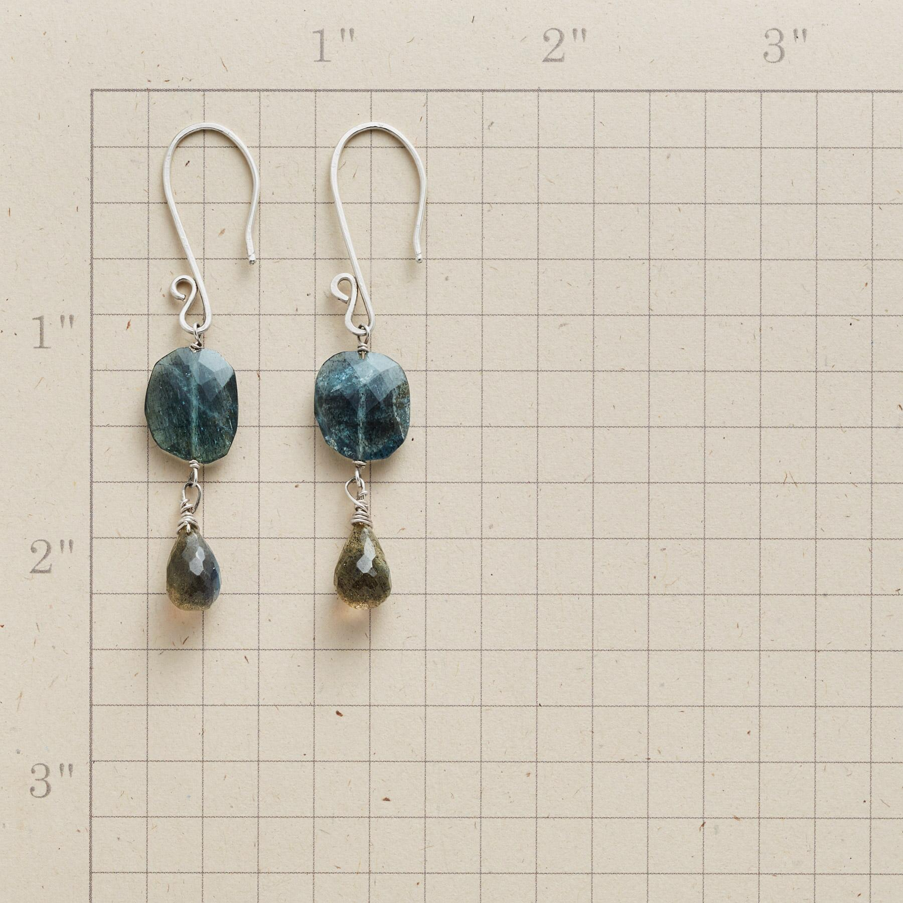 AT THE LAKE EARRINGS: View 2