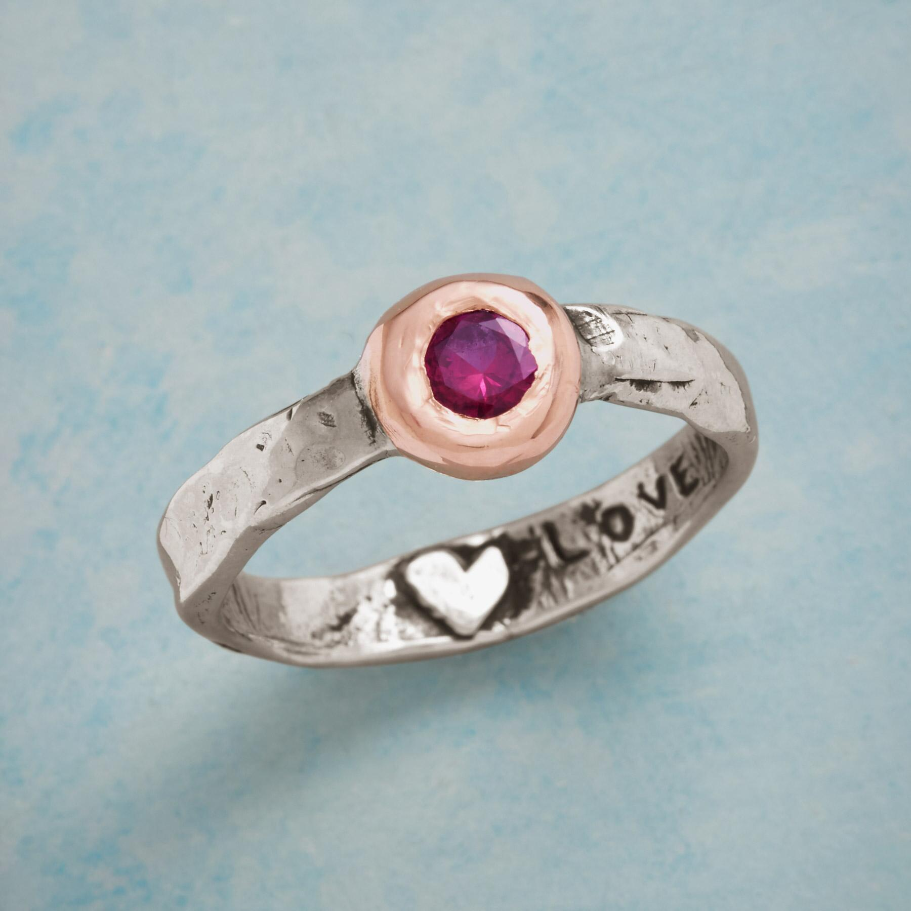 YOU ARE MY HEART RING: View 1