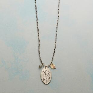 LOVE ENDURES NECKLACE