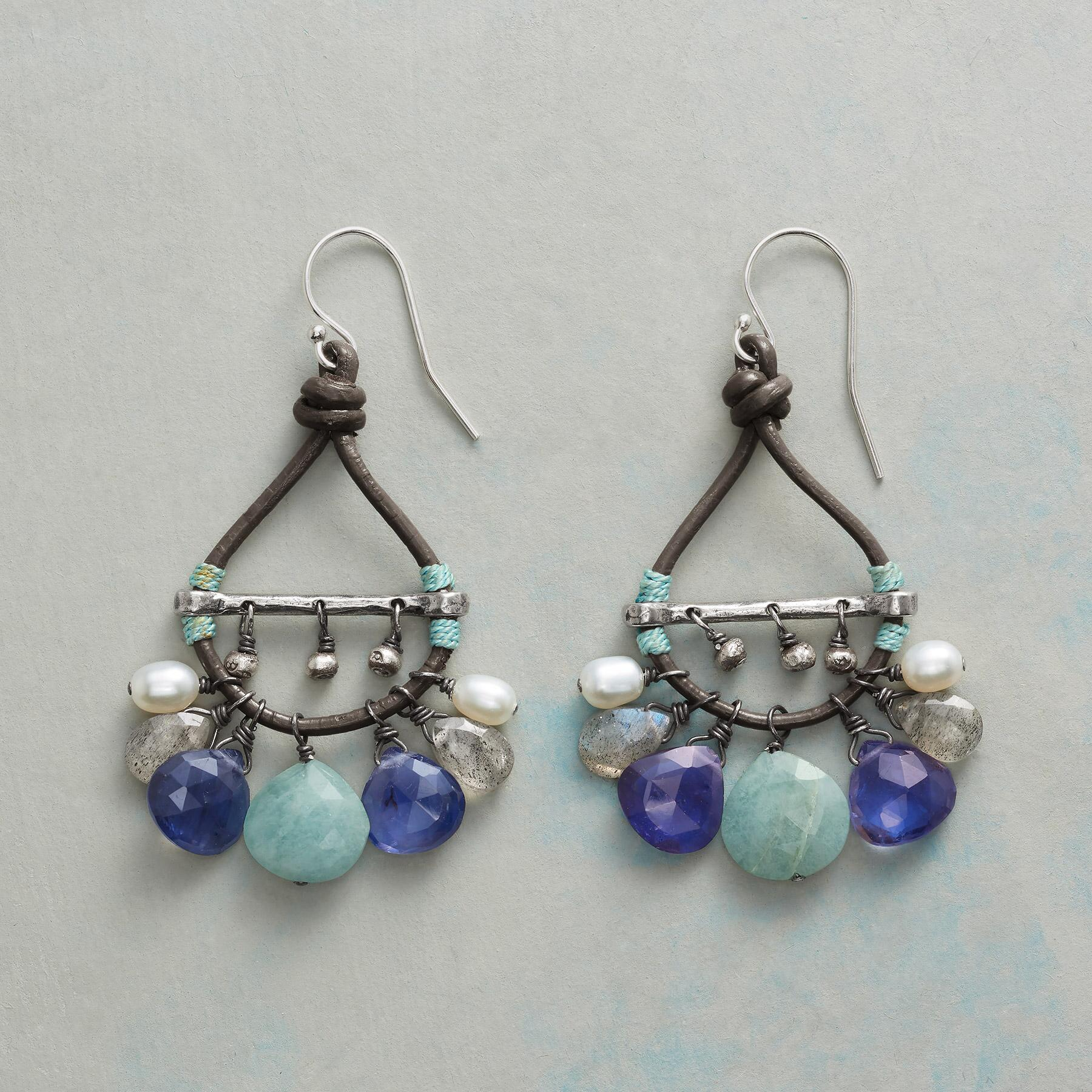 EVENING CONCERTO EARRINGS: View 1