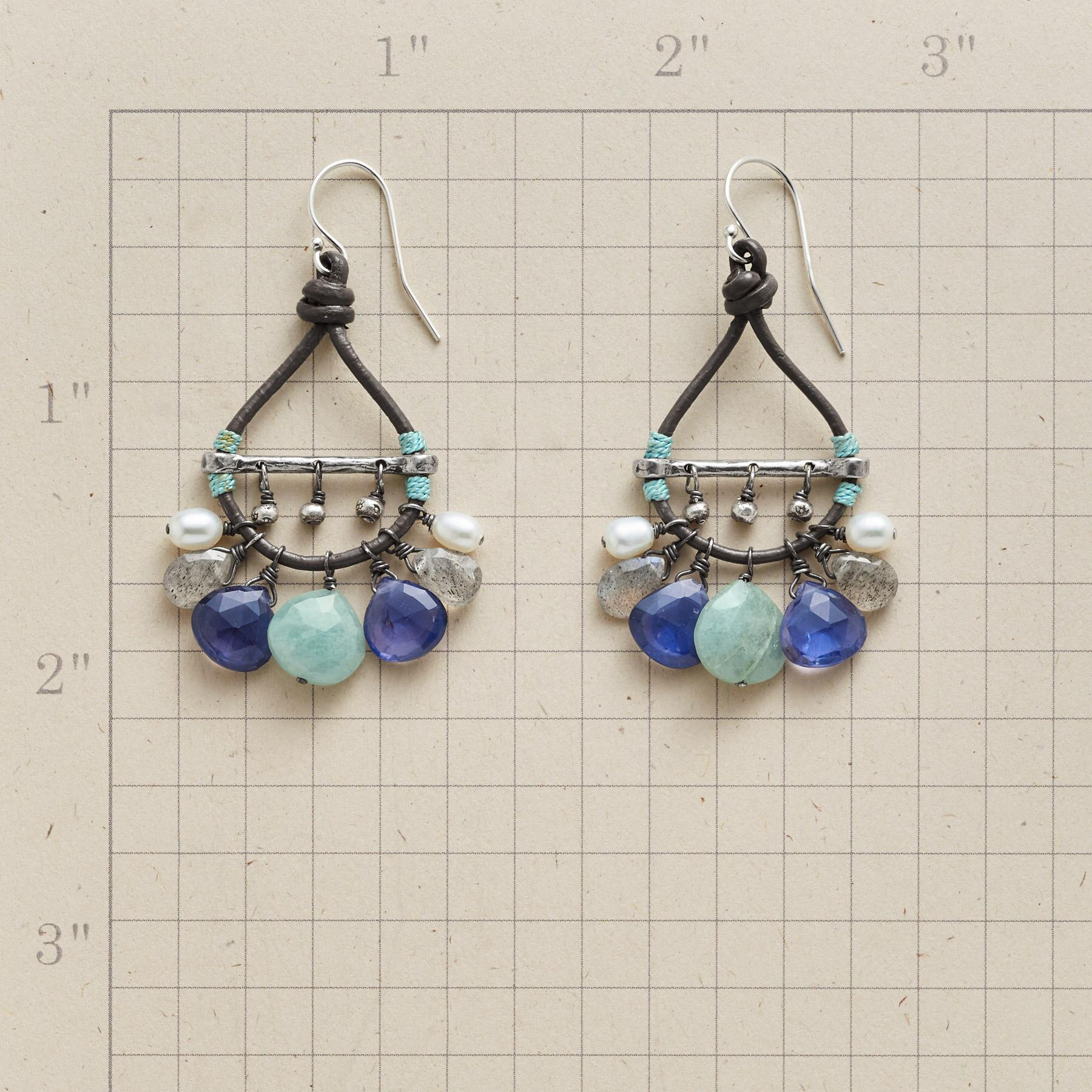 EVENING CONCERTO EARRINGS: View 2