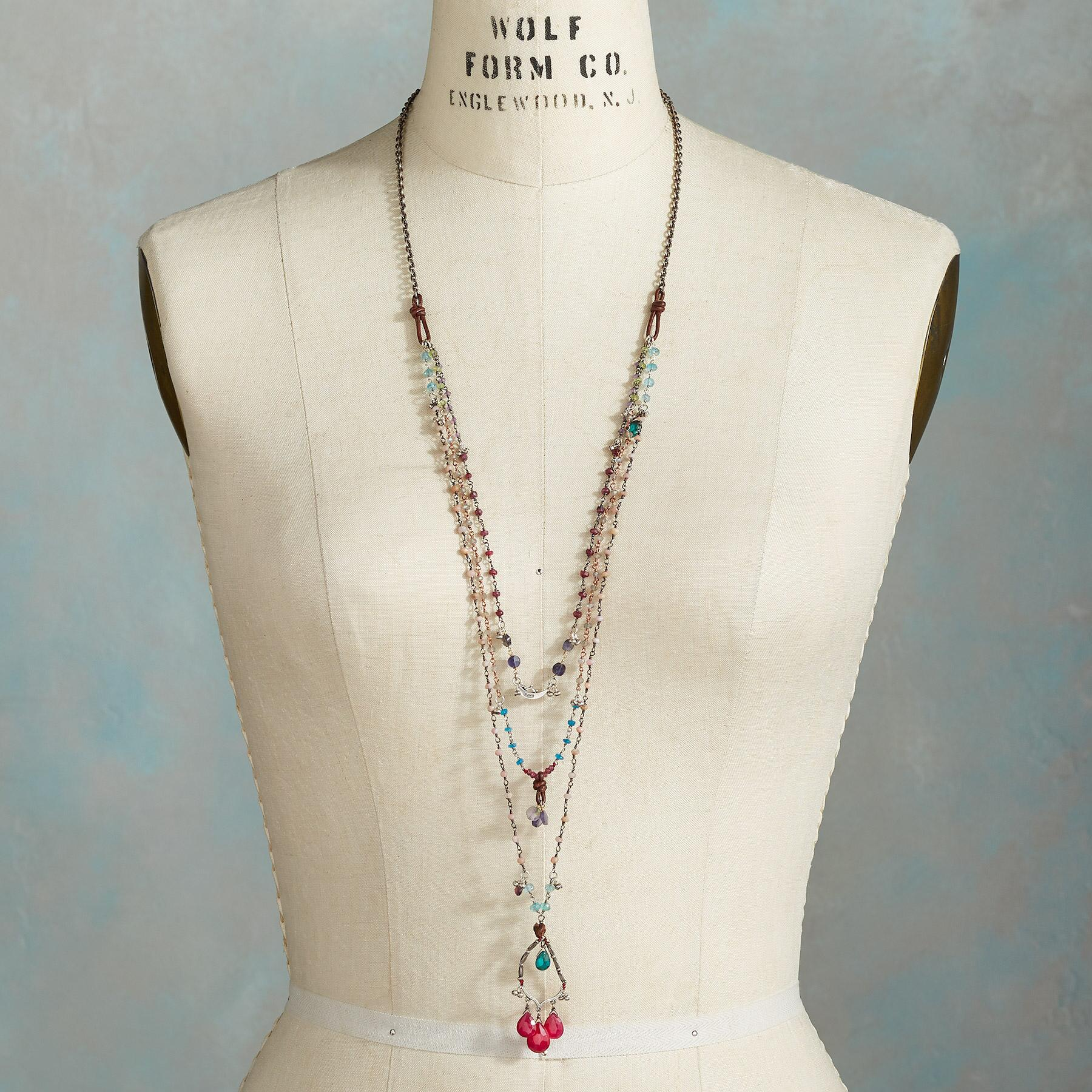 BAROQUE BEAUTY NECKLACE: View 4