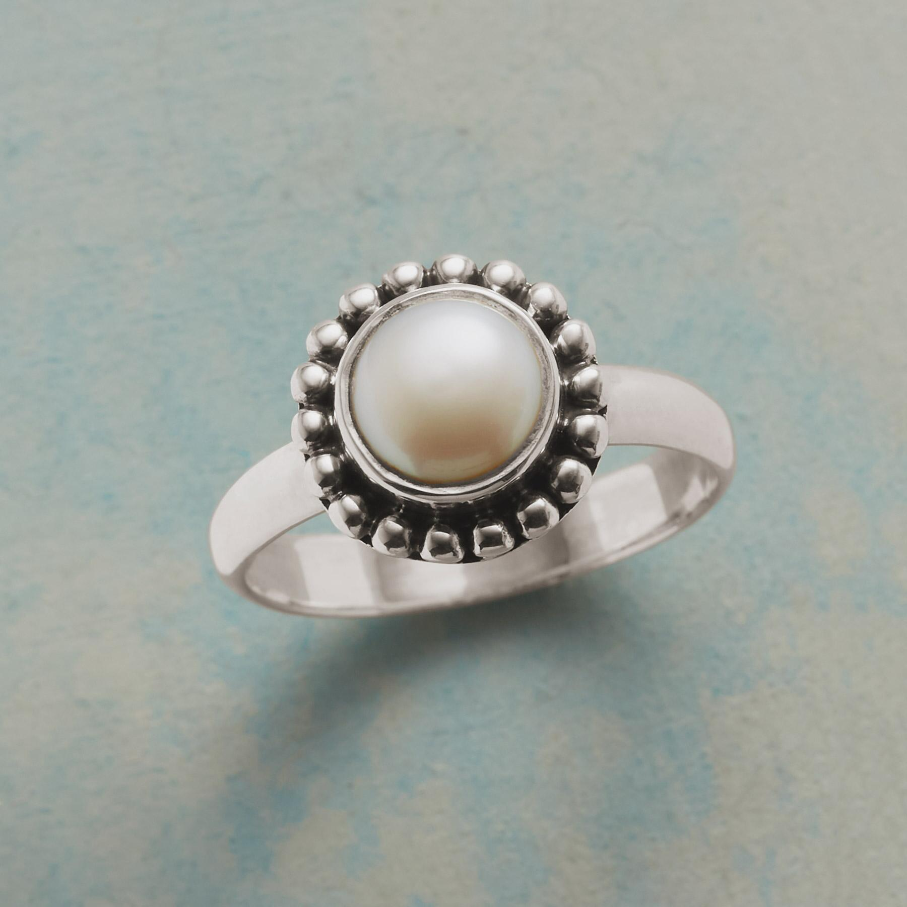 LILIANA PEARL RING: View 1