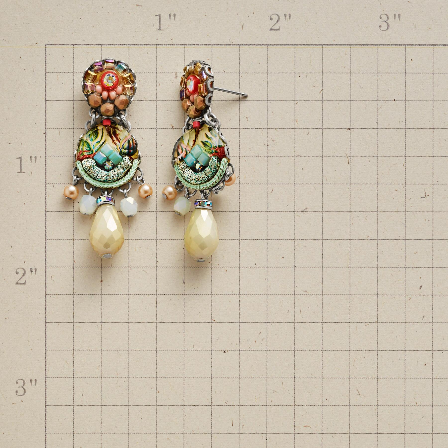 PASTELS EARRINGS: View 2