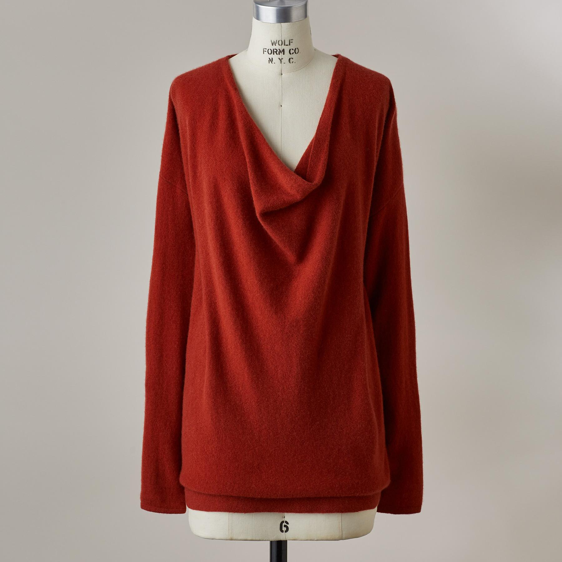 SIMPLE TRUTHS CASHMERE SWEATER - PETITES: View 3