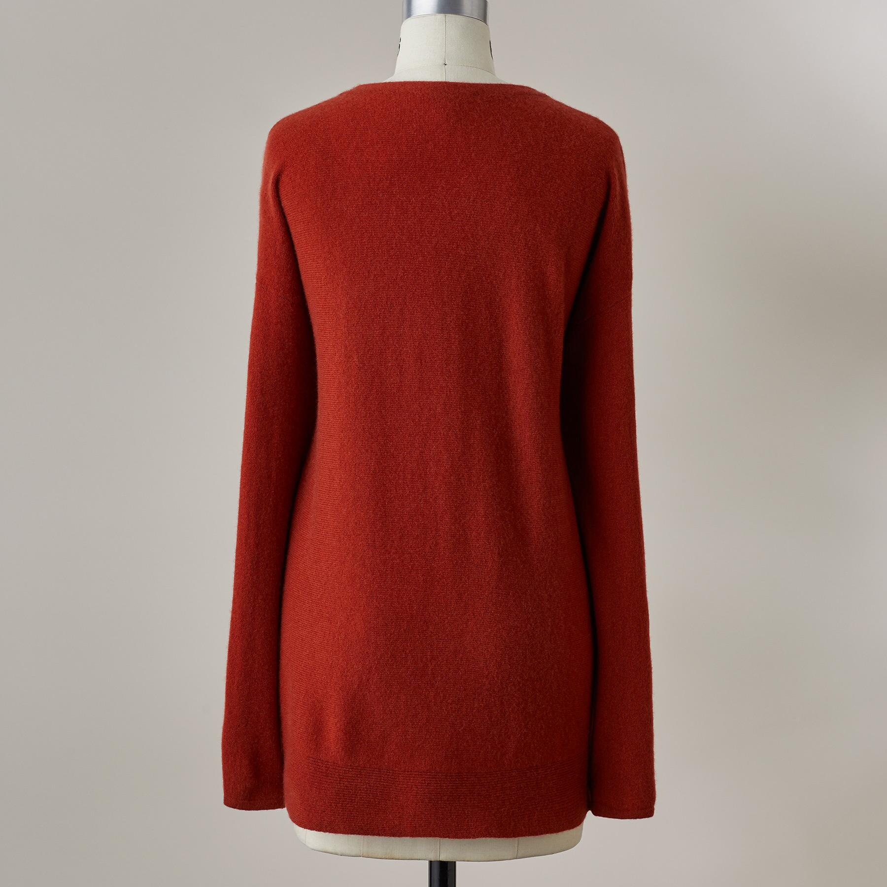 SIMPLE TRUTHS CASHMERE SWEATER - PETITES: View 4