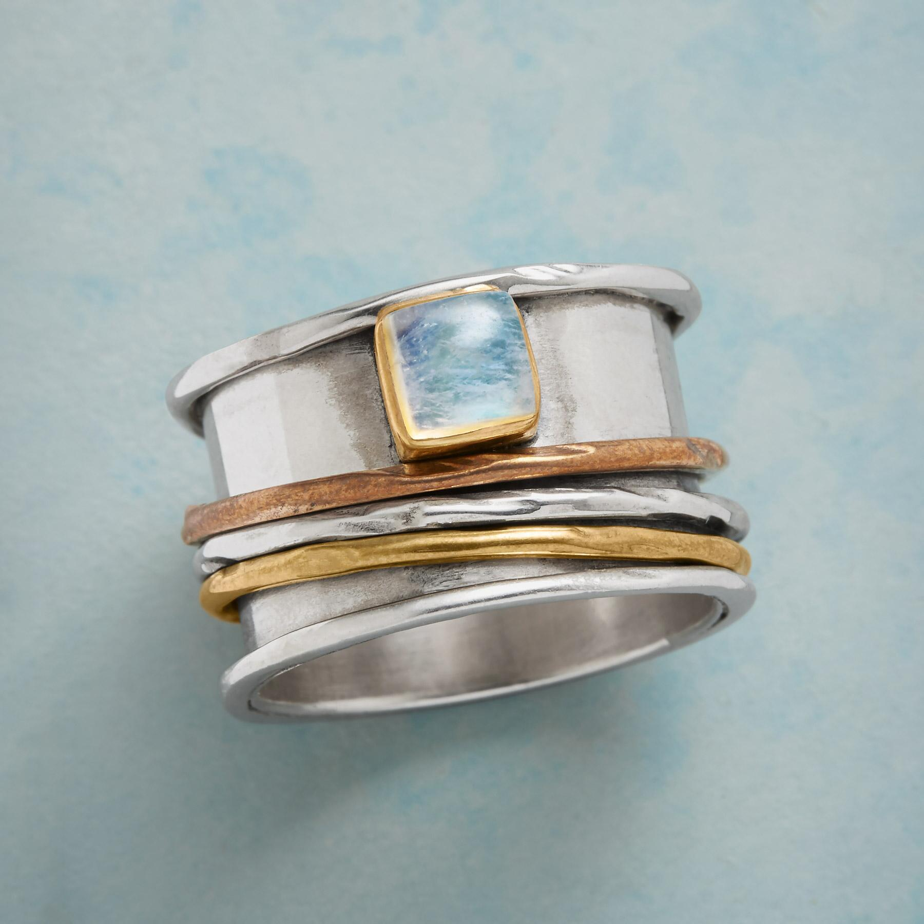 DANCING BY MOONLIGHT RING: View 1