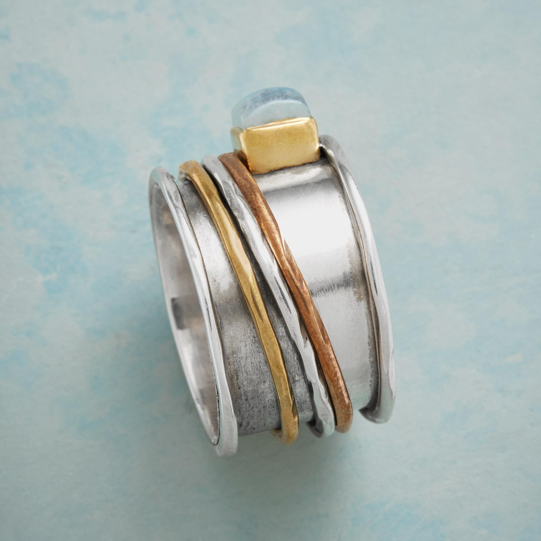DANCING BY MOONLIGHT RING: View 2