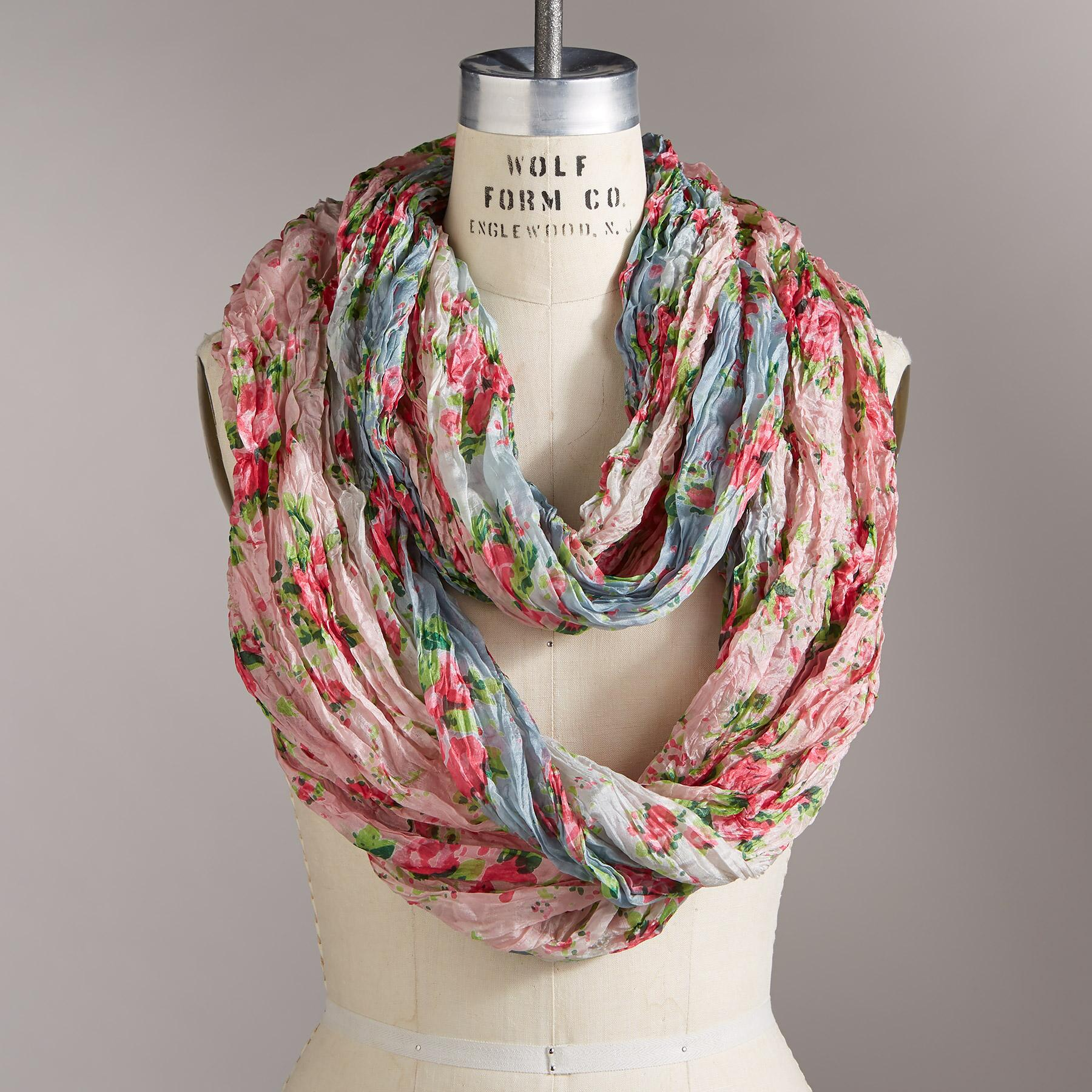 OASIS INFINITY SCARF: View 1