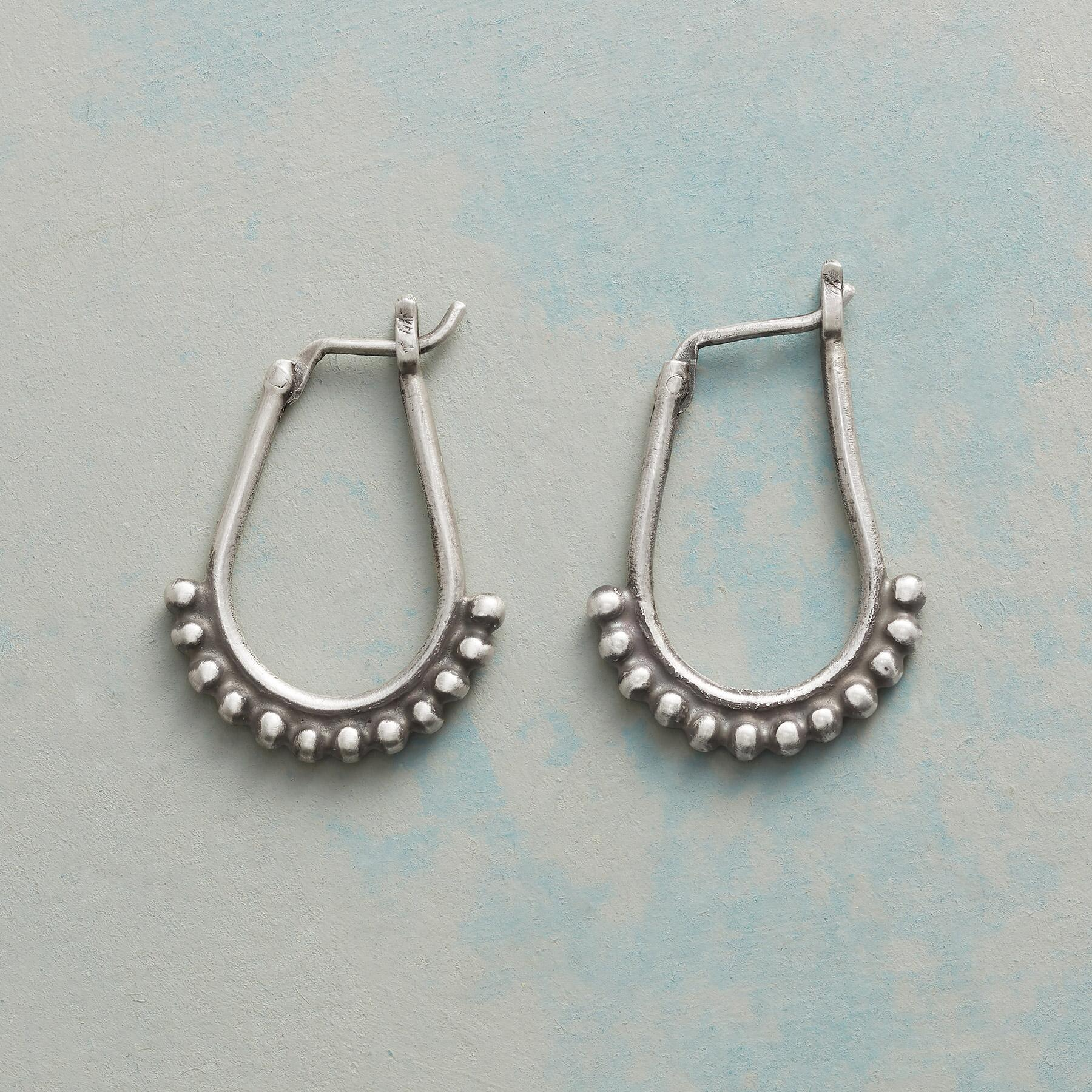 DOWN UNDER HOOP EARRINGS: View 1