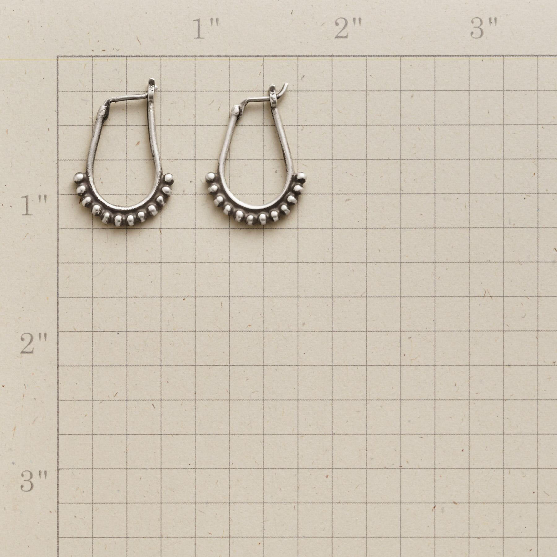 DOWN UNDER HOOP EARRINGS: View 2