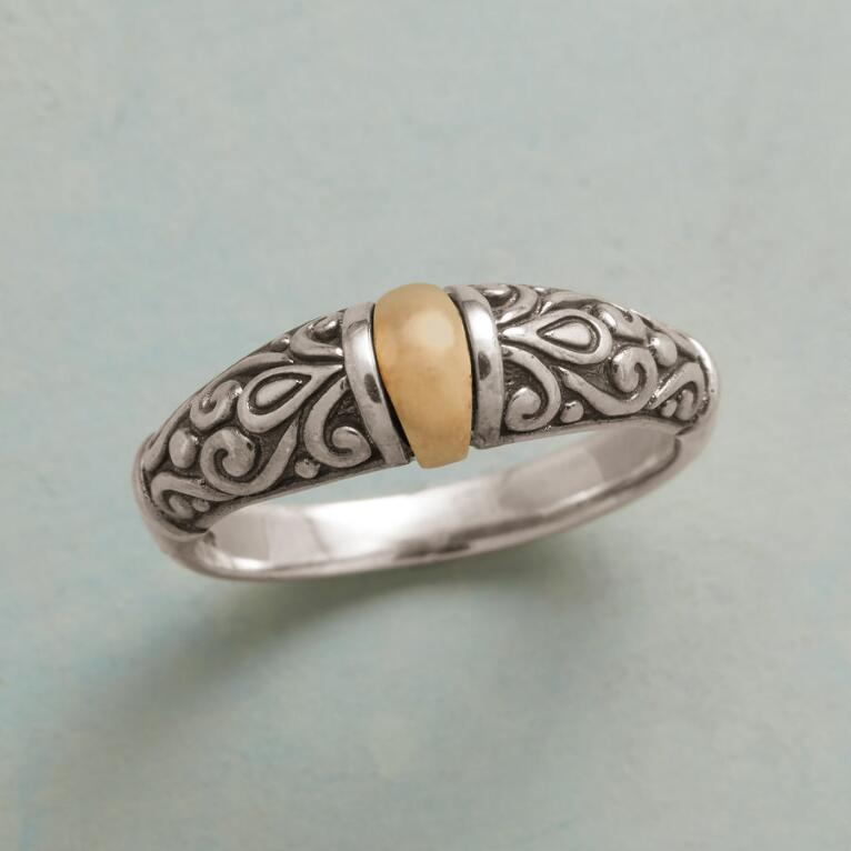 SCROLLWORK STERLING BAND