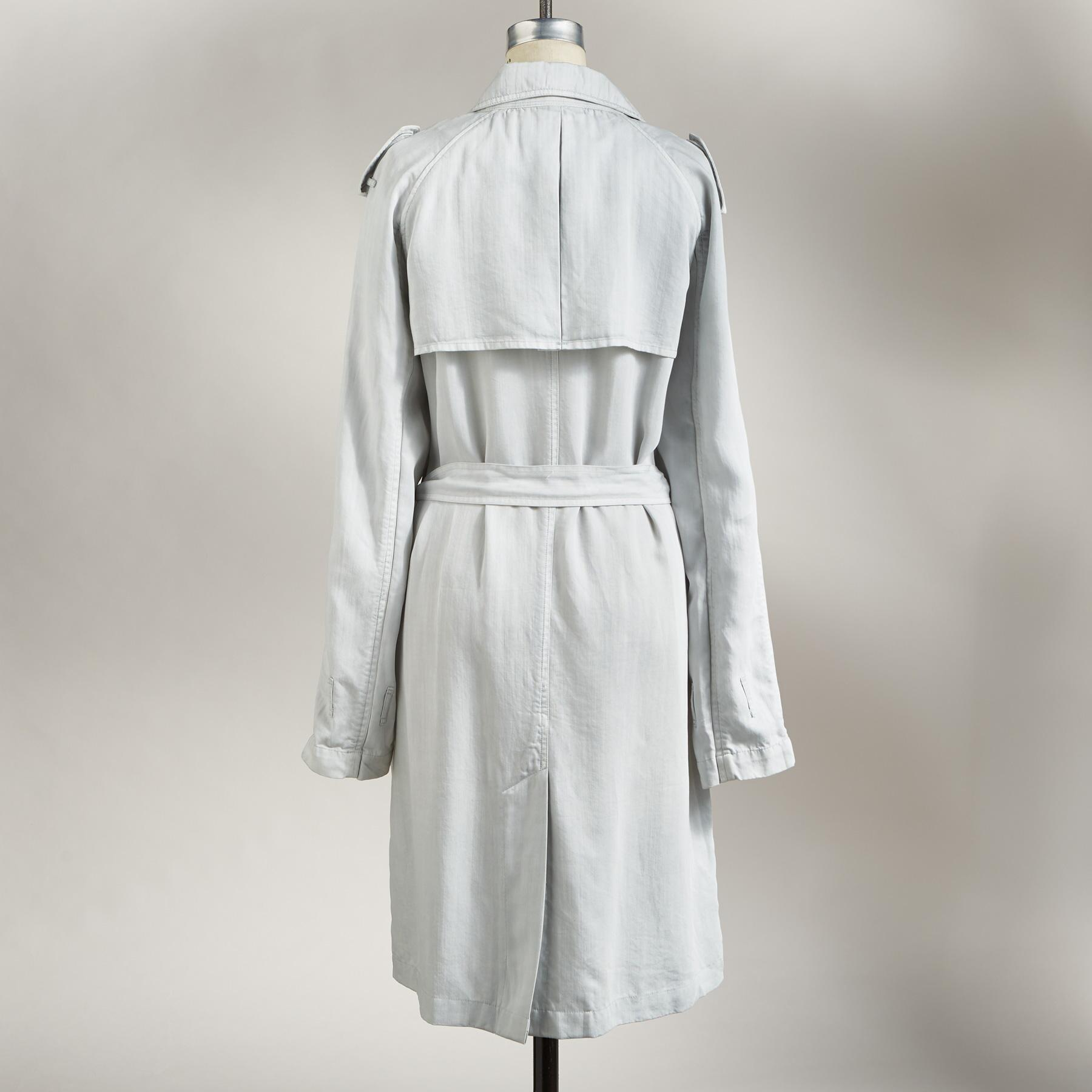 HEPBURN TRENCH COAT: View 3