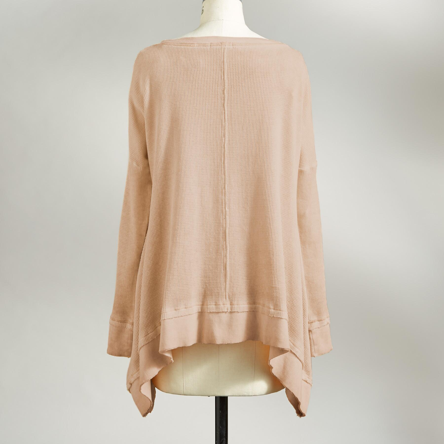 POPPY THERMAL KNIT: View 2