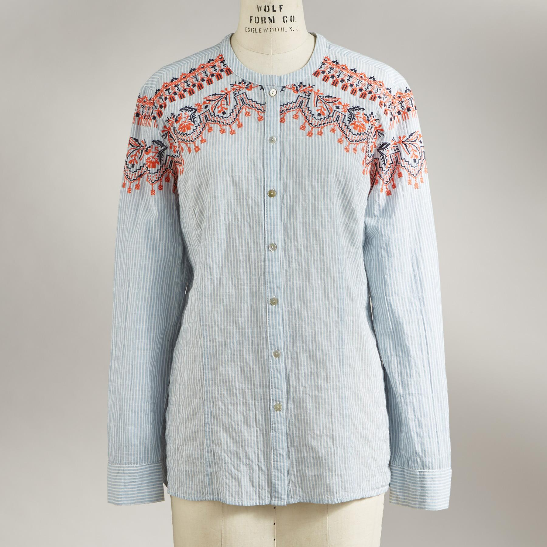 SEIZE THE DAY BLOUSE: View 2