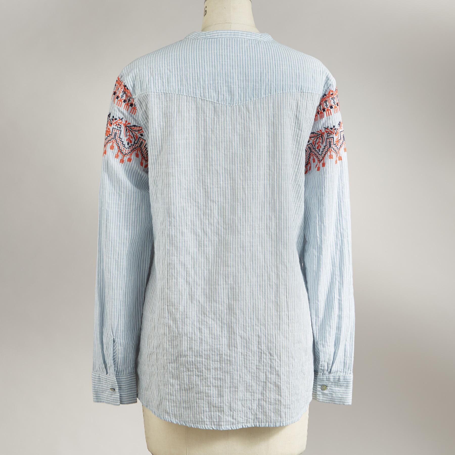 SEIZE THE DAY BLOUSE: View 3