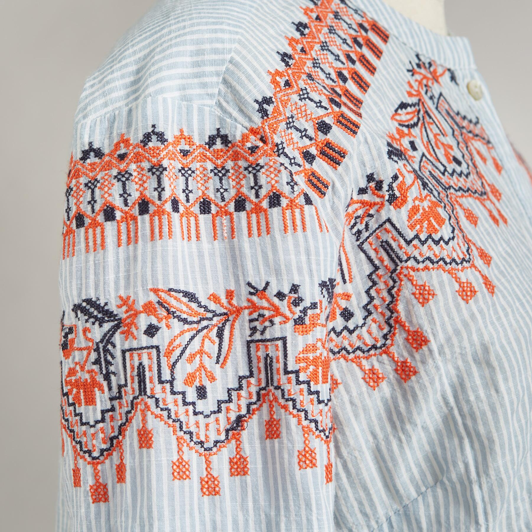 SEIZE THE DAY BLOUSE: View 4