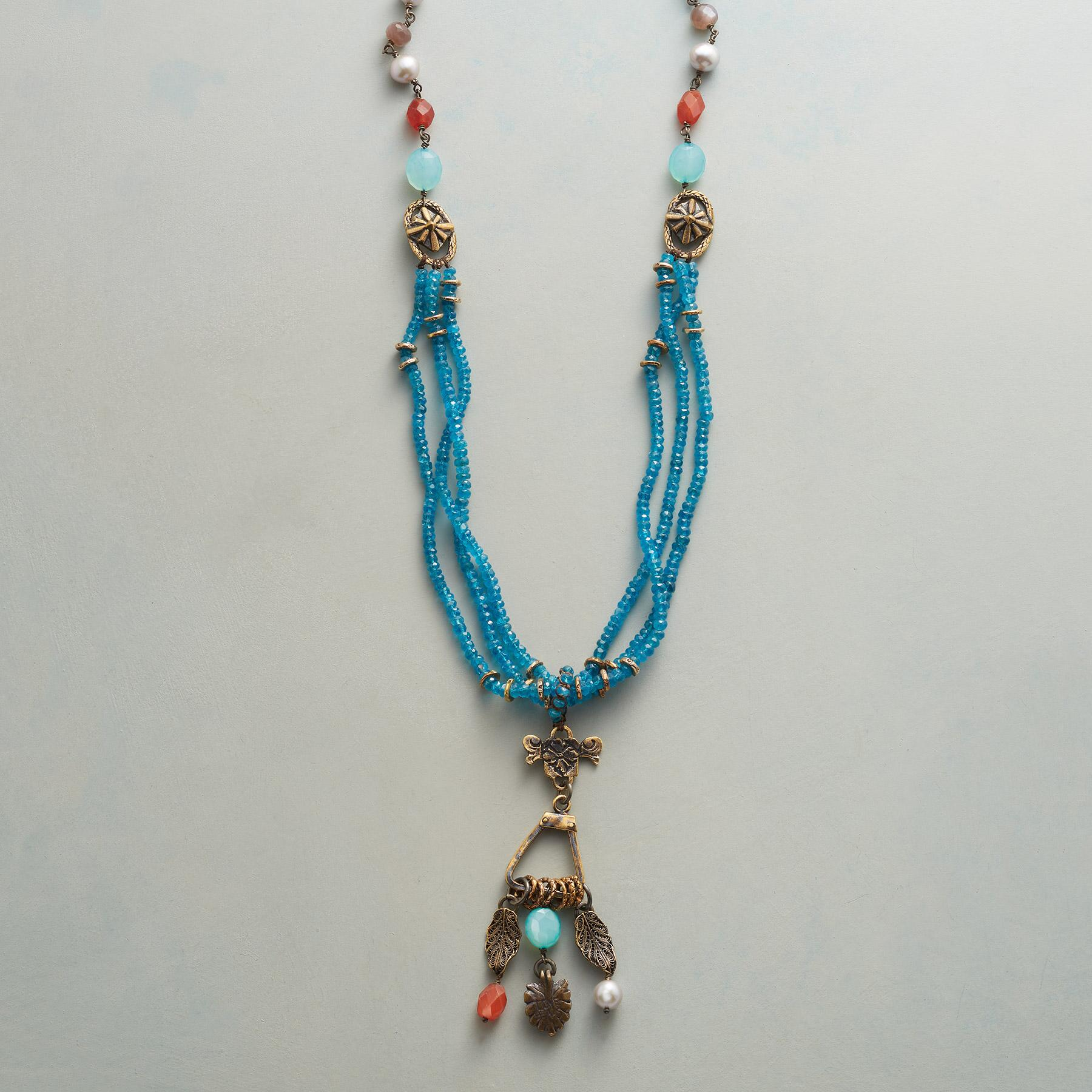 TRANSITIONS NECKLACE: View 1