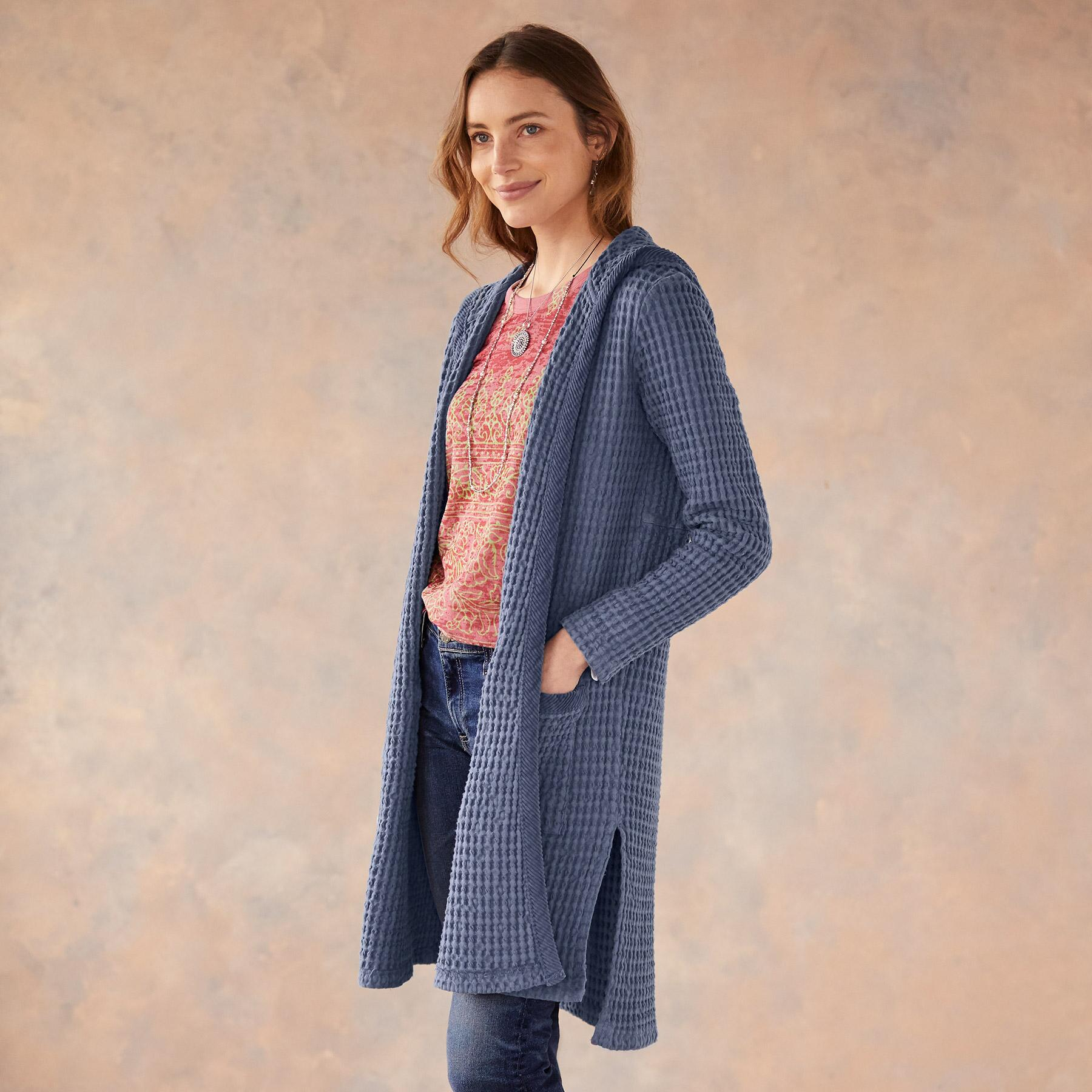 TRANQUIL SKIES CARDIGAN: View 4
