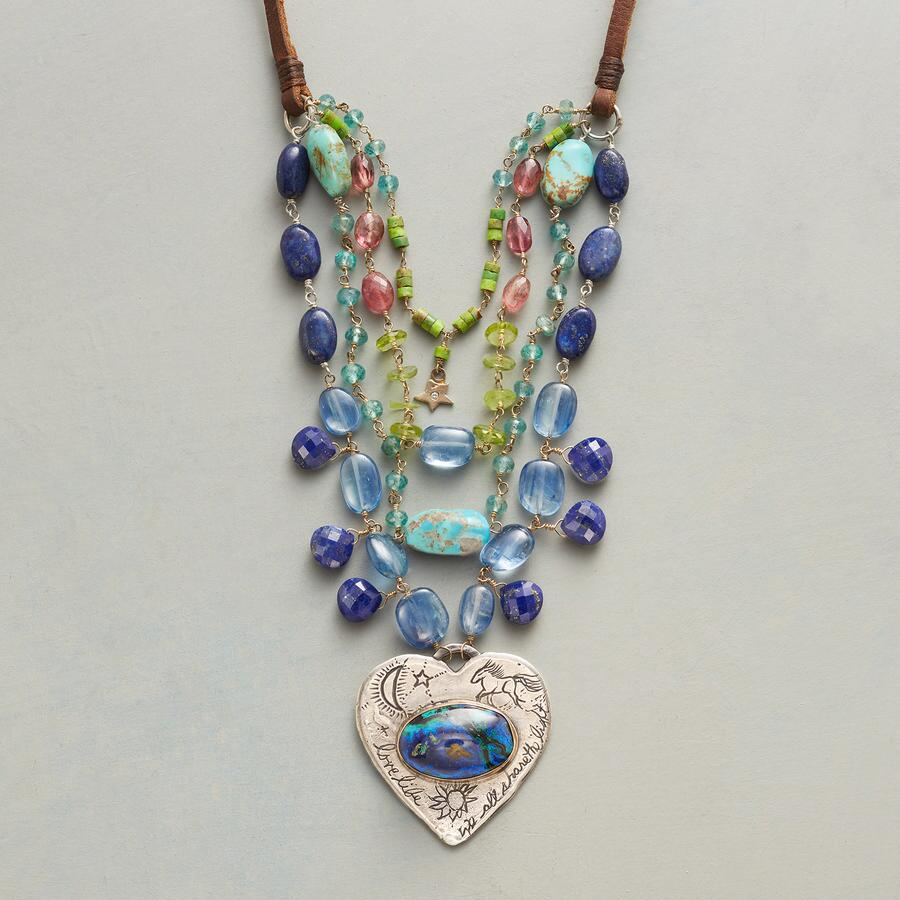 WORLD LOVE NECKLACE