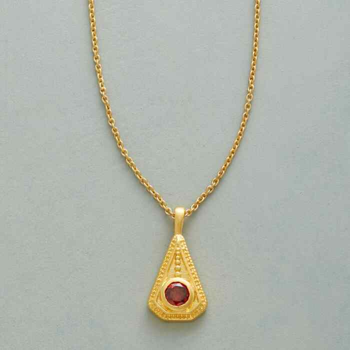 HARMONY BIRTHSTONE NECKLACE
