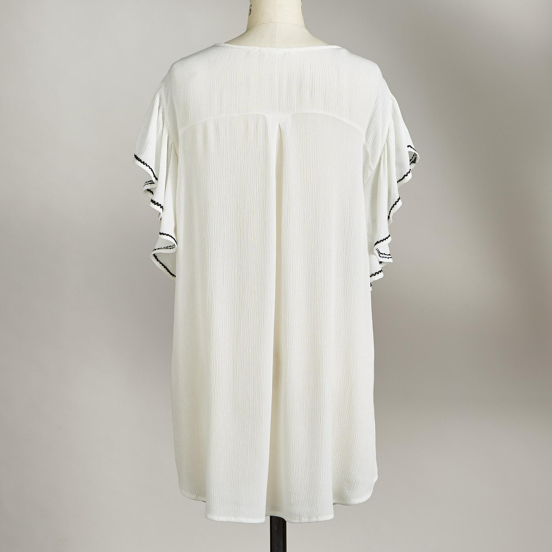LINES OF A SONNET TOP: View 2