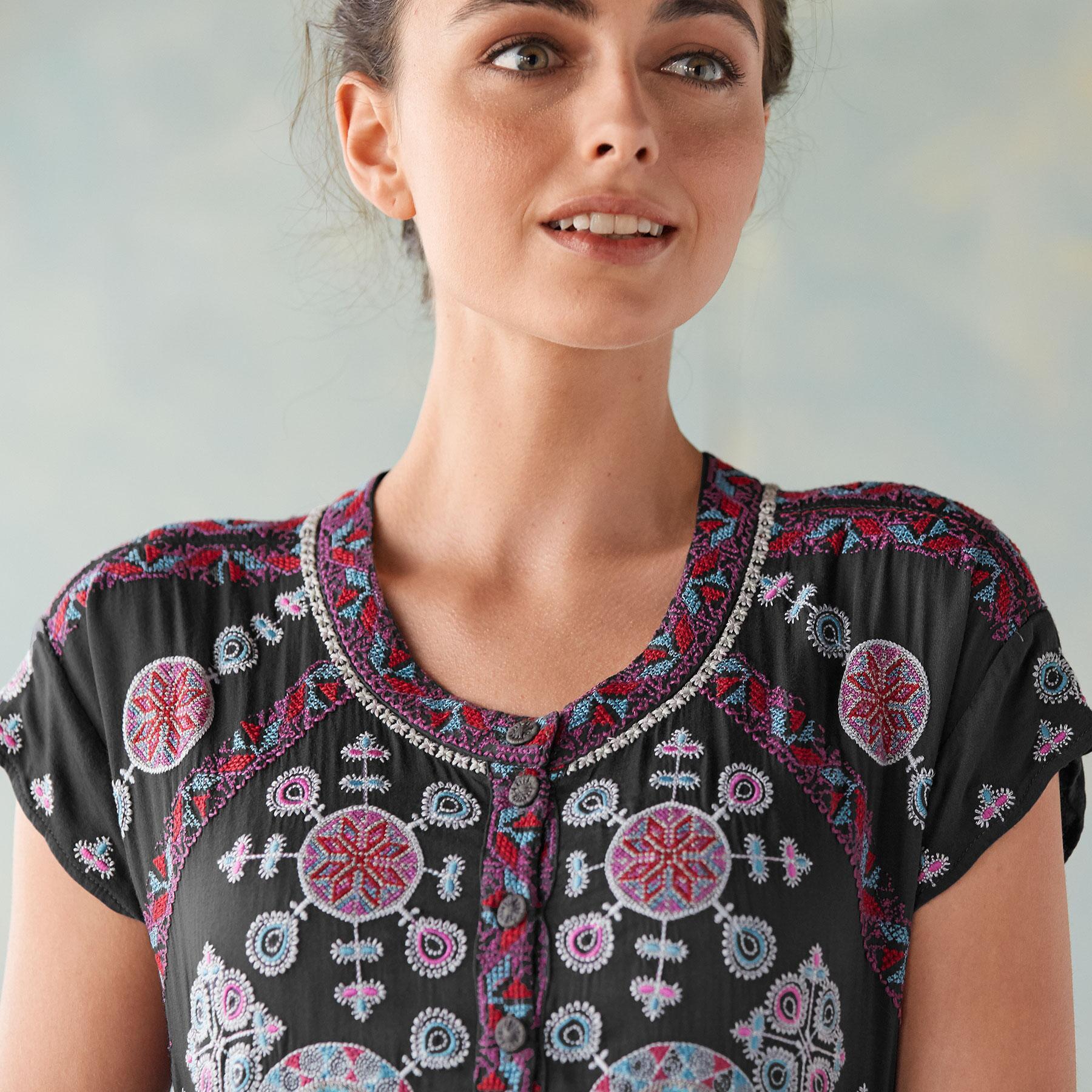 FLORA VISTA DRESS: View 3